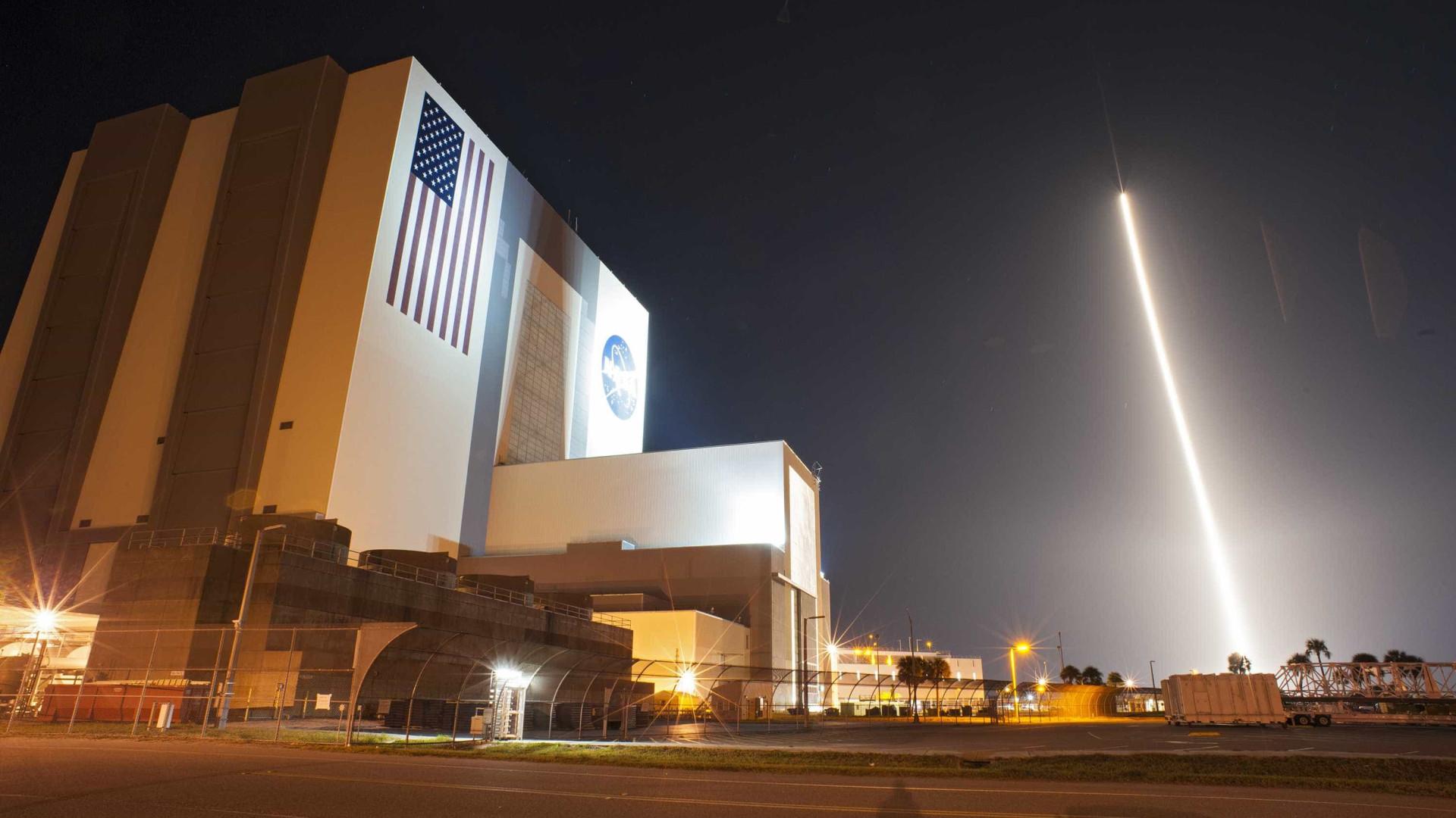 NASA anuncia paralisação de atividades, sem previsão de retorno