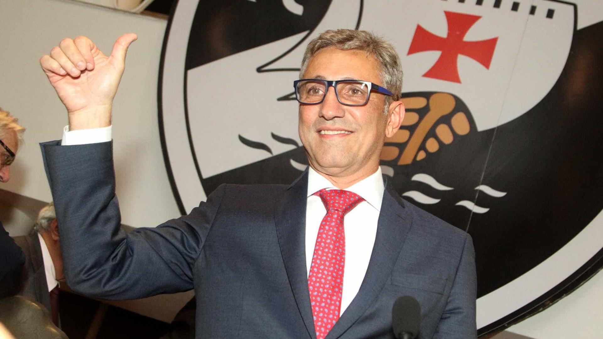 Polícia aponta fraude, e eleição do Vasco pode ser anulada