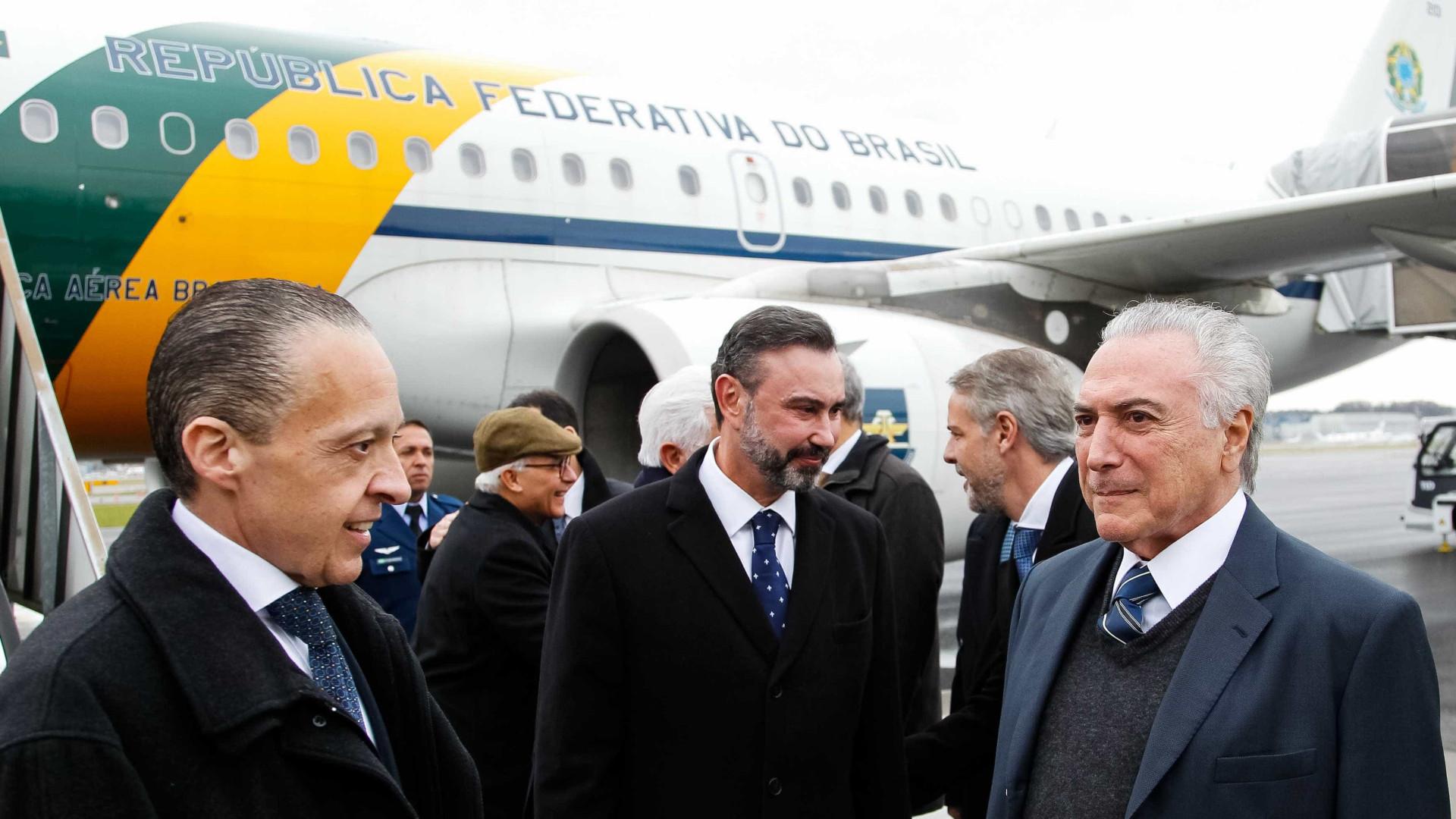 Julgamento de Lula dará tranquilidade para investidores, diz Temer