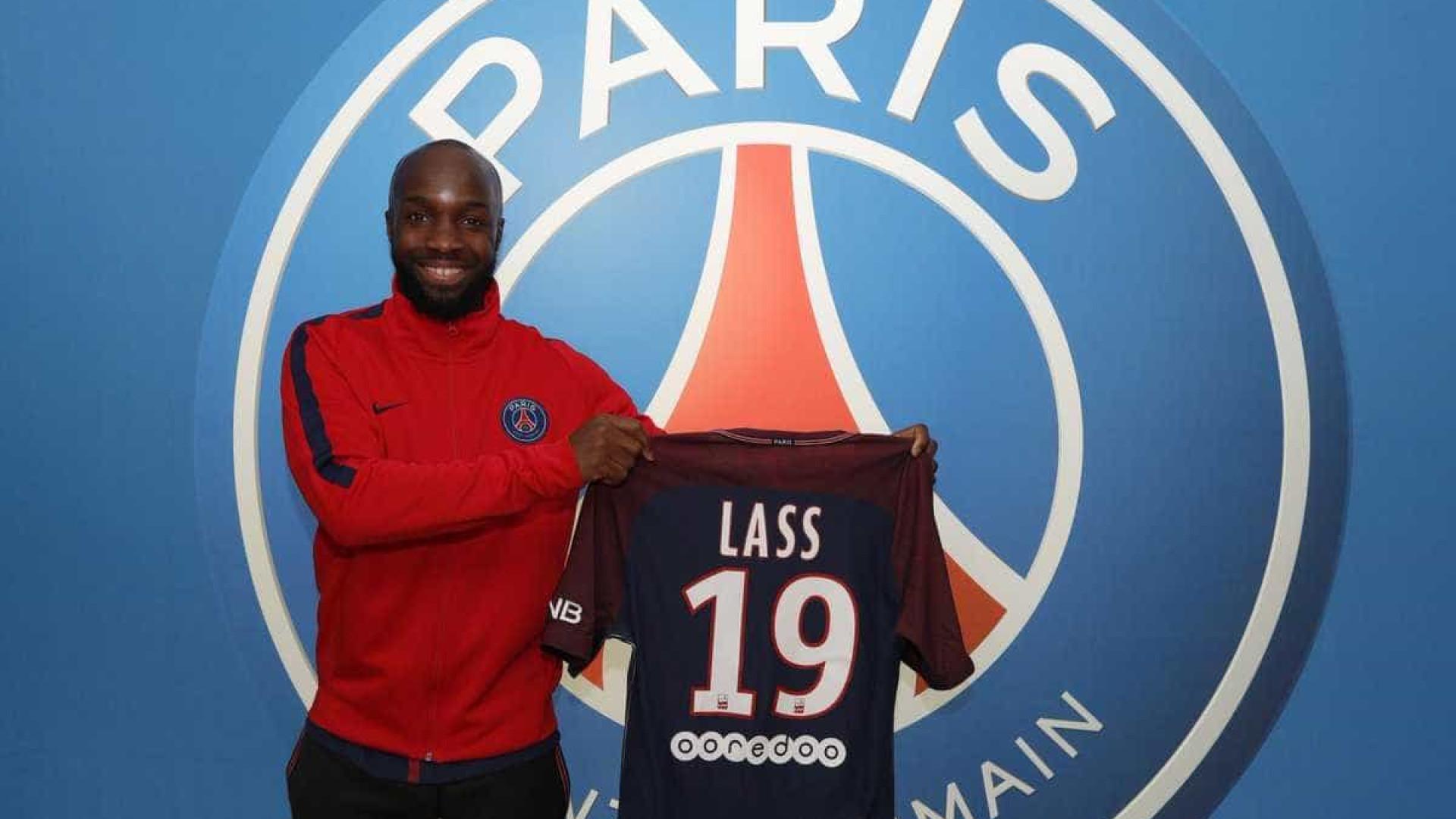 Diarra passa por exames médicos antes de assinar o contrato no PSG
