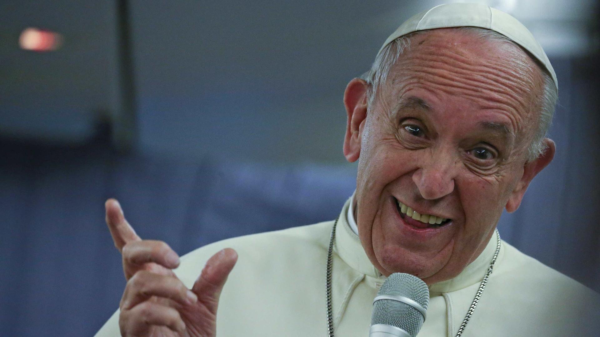 Confira 5 curiosidades sobre o papa Francisco