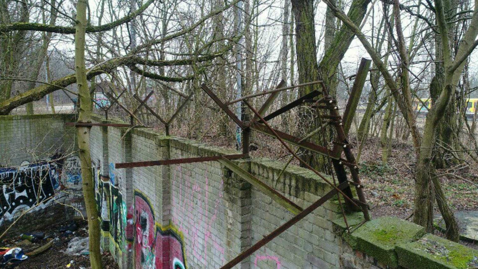 Pesquisador descobre trecho 'esquecido' do Muro de Berlim