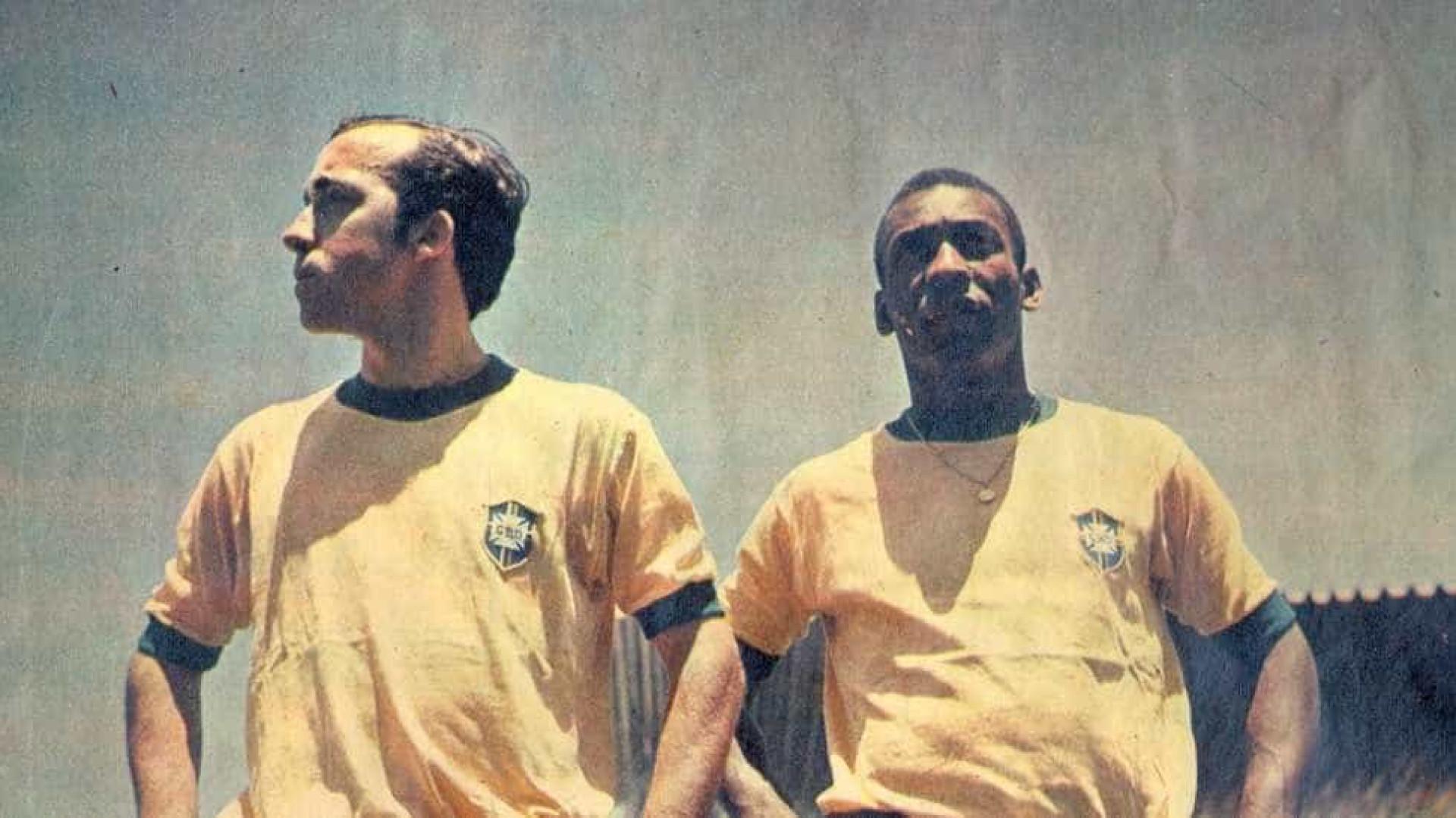 Campeão em 1970, Tostão completa 71 anos