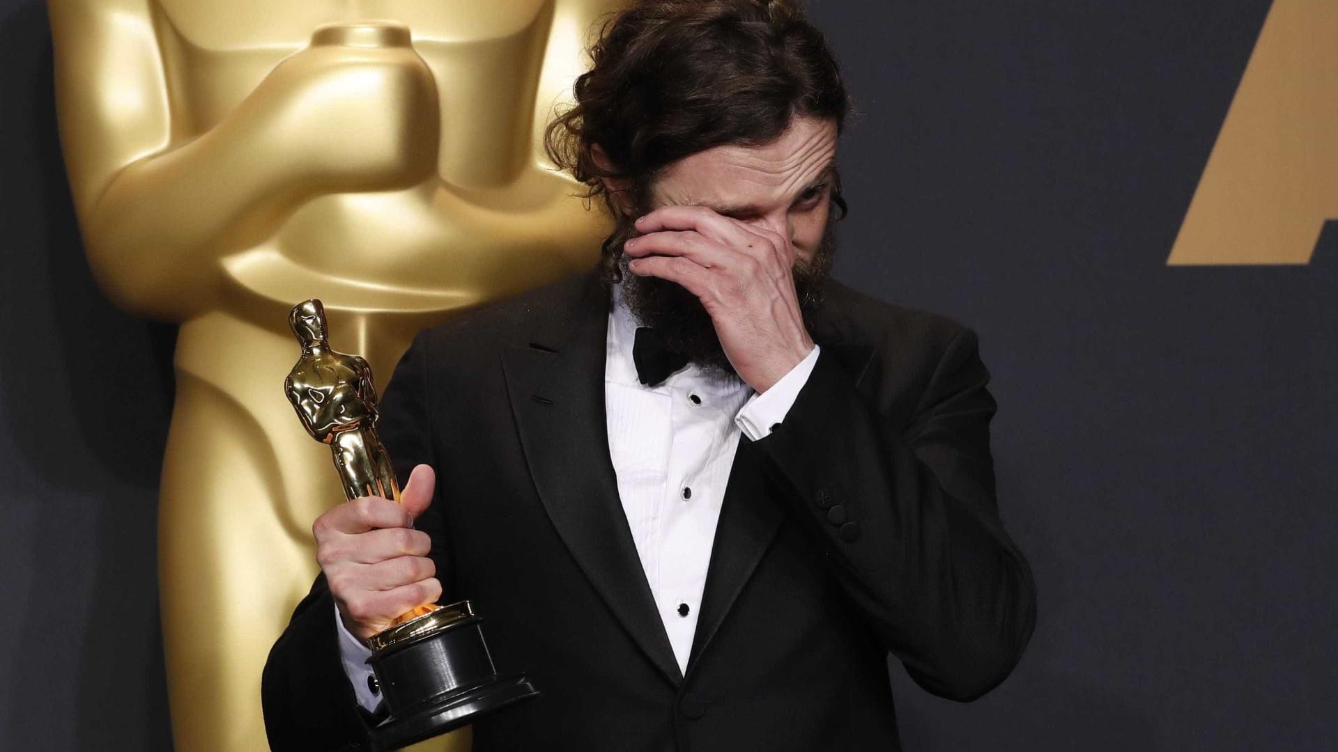 Casey Affleck não vai entregar nenhum Óscar na próxima cerimónia