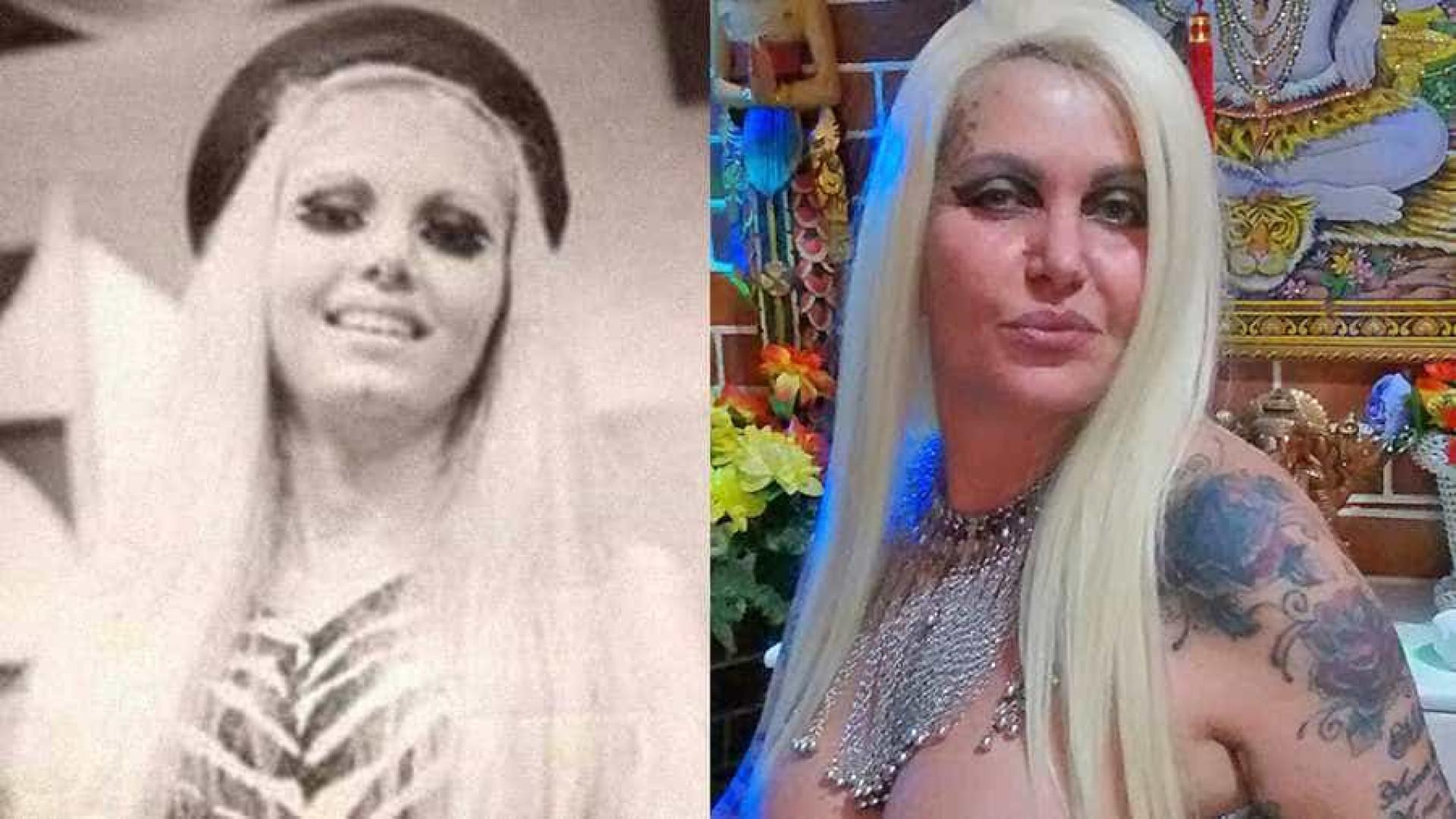 Chacrete Sandra Mattera morre aos 66 anos no Rio