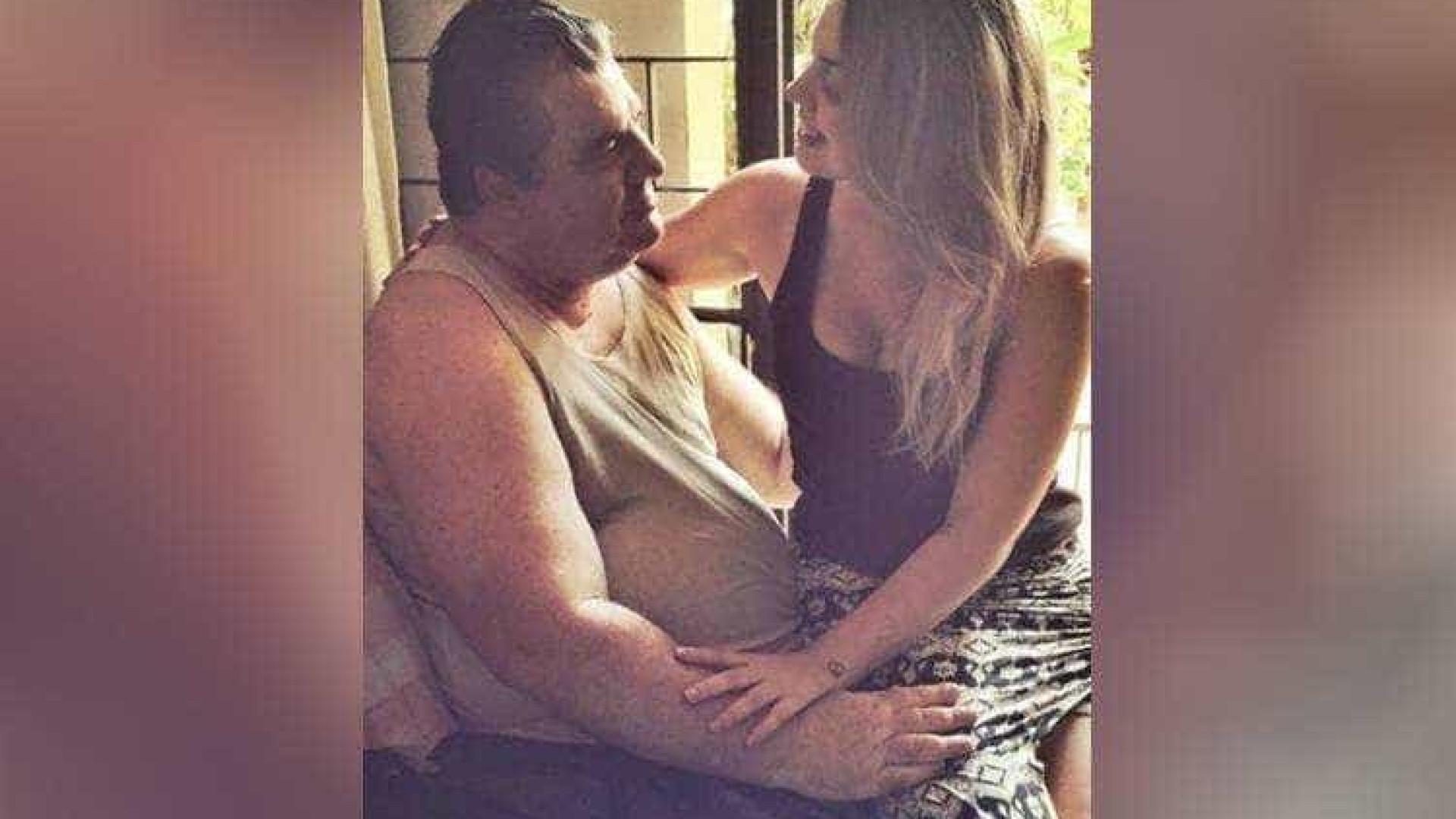 Filha de Gerson Brenner posta foto rara do pai
