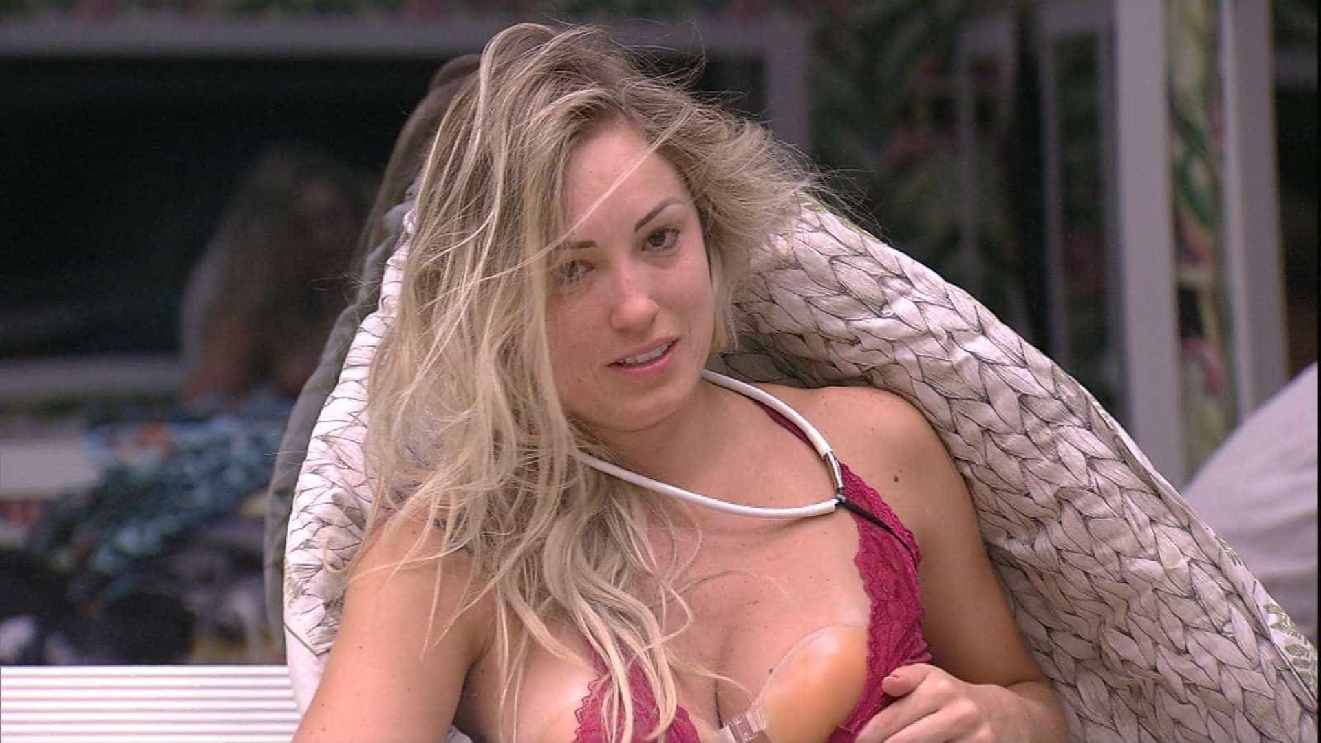 BBB: 'Tô sexy sem ser vulgar', diz Jéssica para Lucas