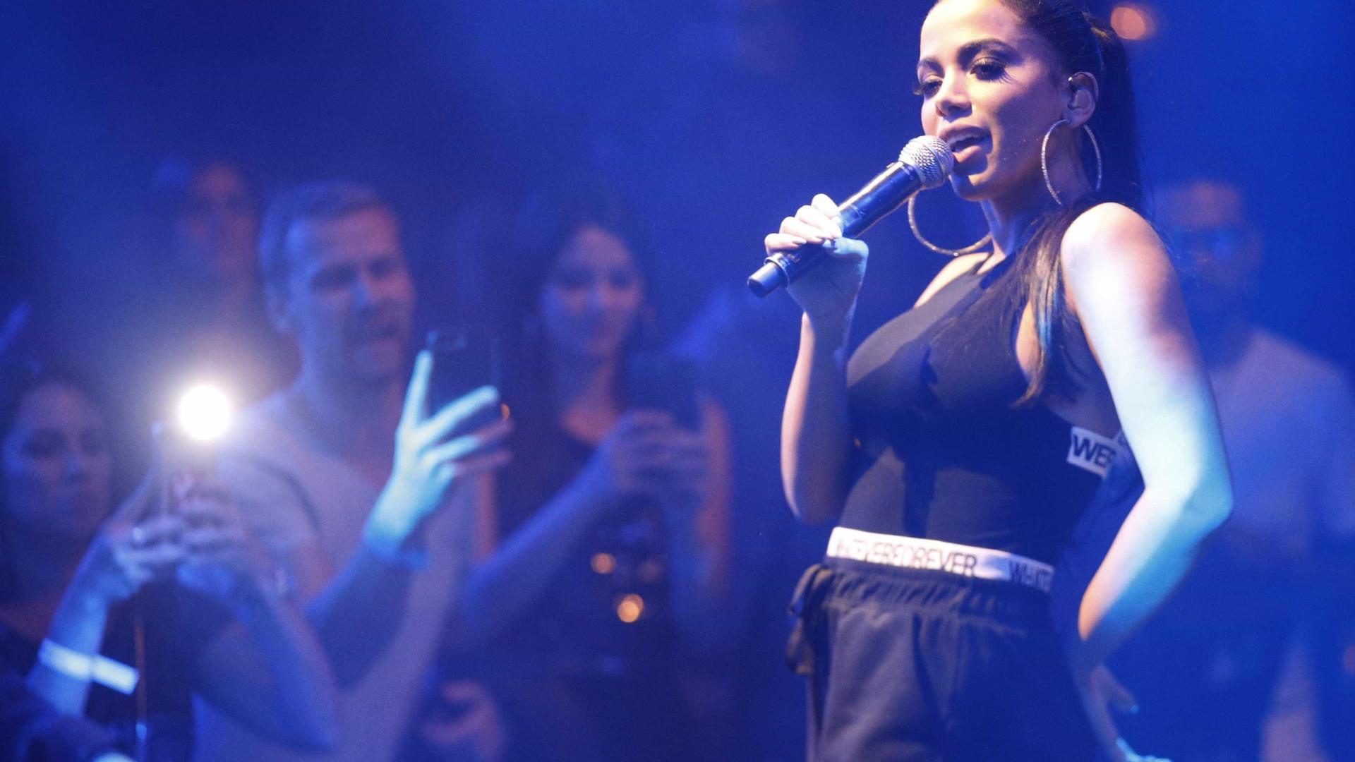 'Show das poderosas' de Anitta é plágio, revela nova perícia