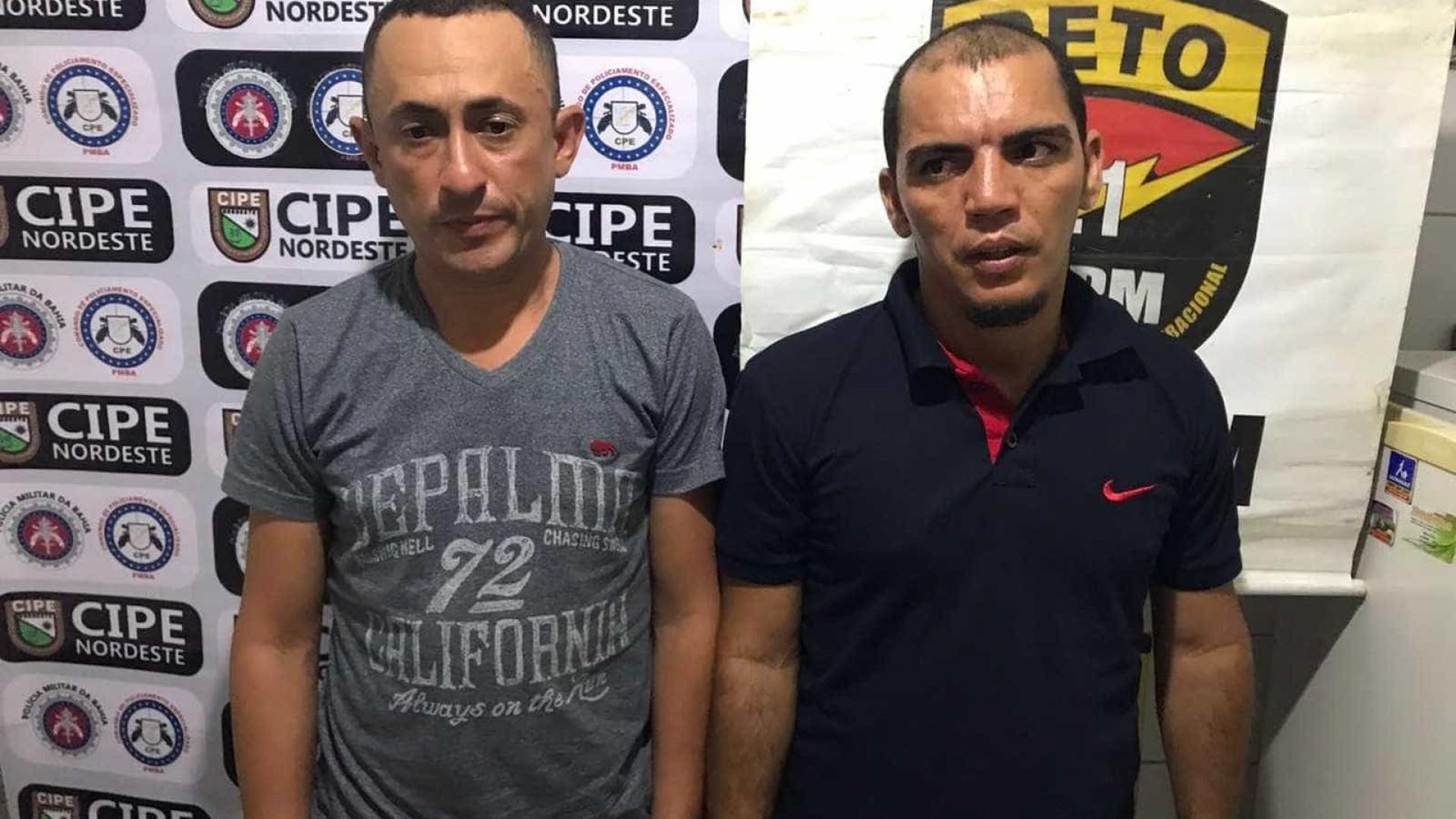 Trinta pessoas são detidas na 'festa do pó' na Bahia