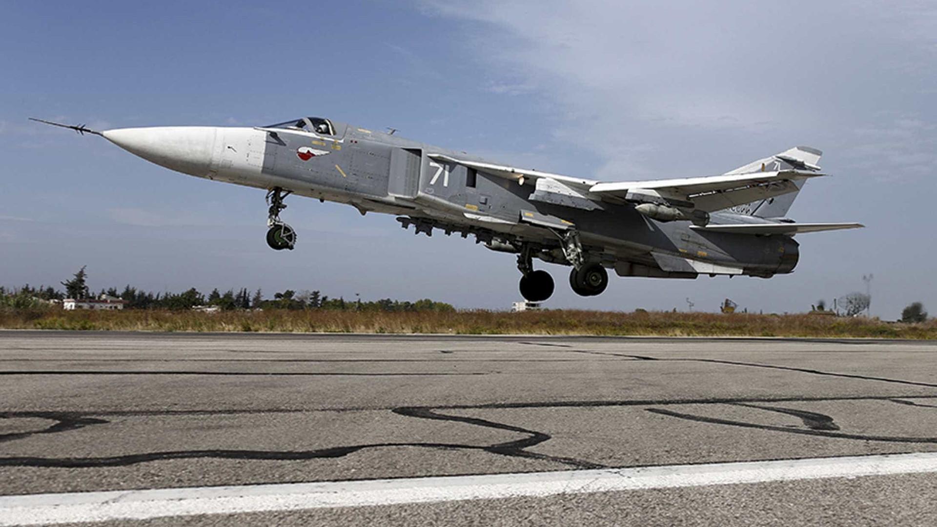 Rússia intercepta avião de espionagem dos EUA sobre o Mar Negro