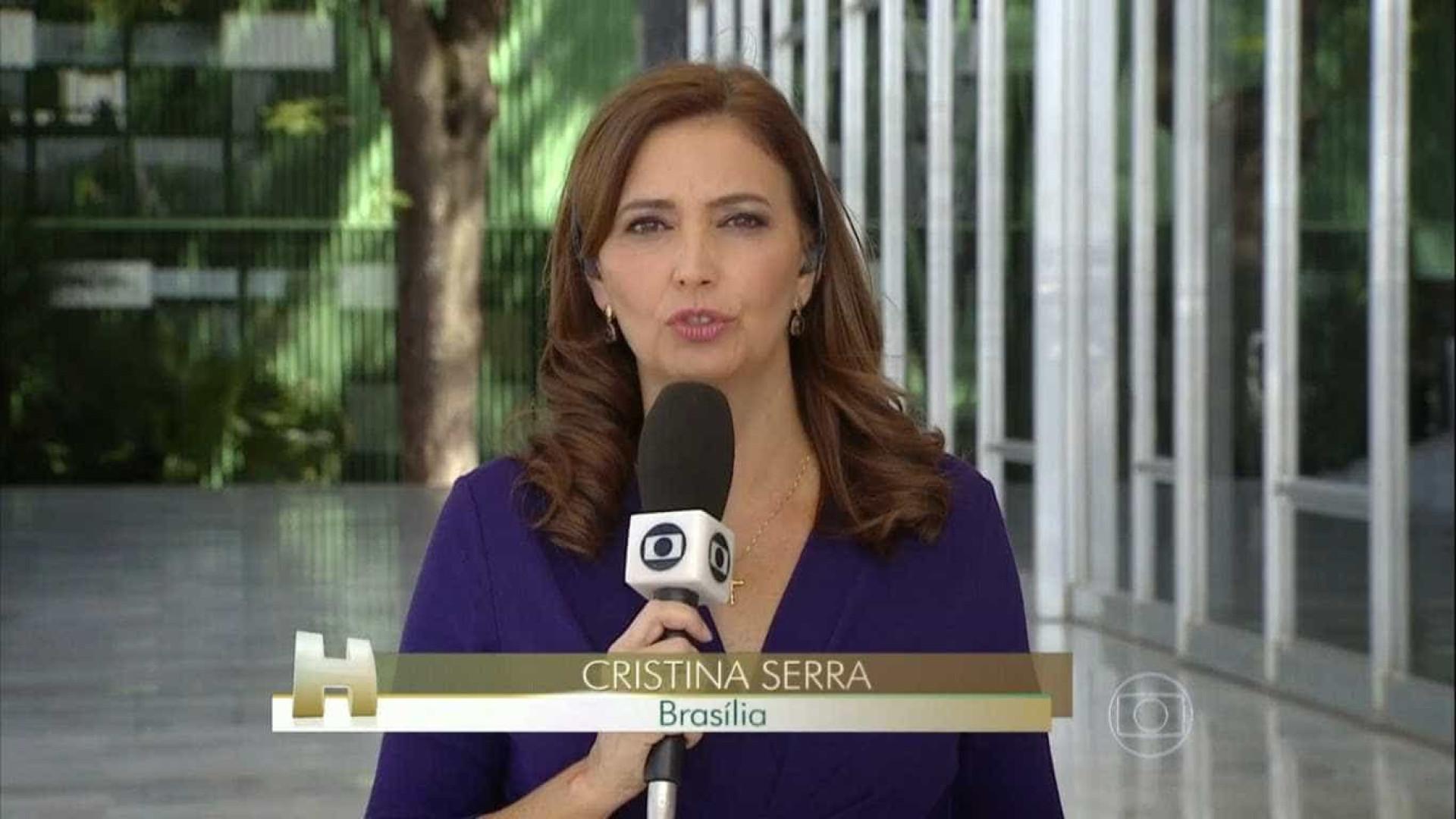 Após 26 anos, jornalista Cristina Serra deixa a Globo