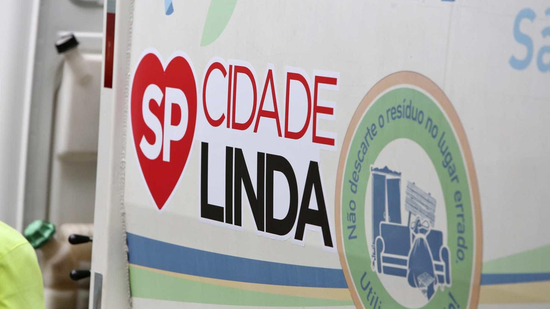 Justiça proíbe Doria de usar marca do Cidade Linda