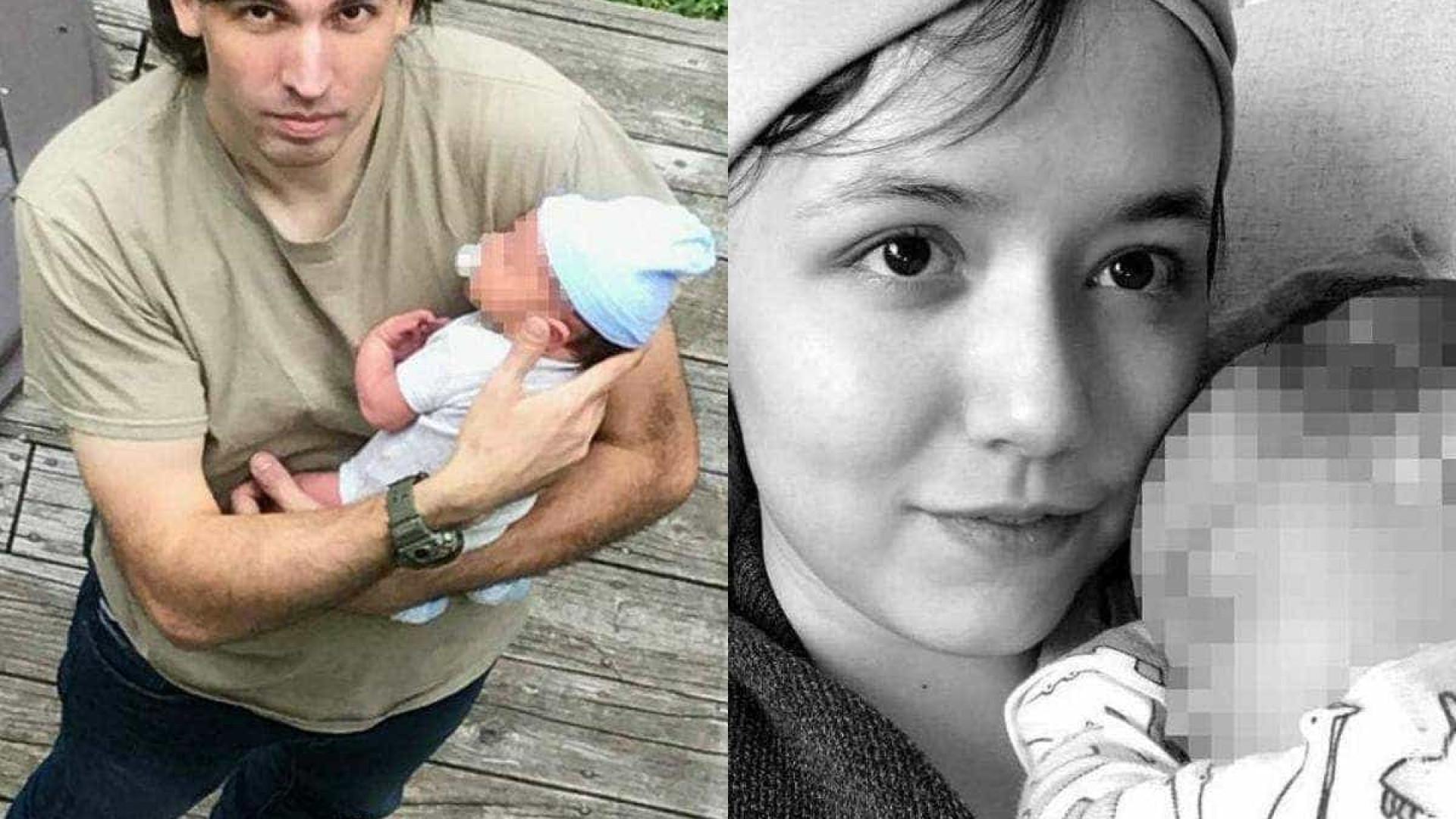 e0bd195ca0830 Pai e filha fogem para ficar juntos, têm um bebê e são ...