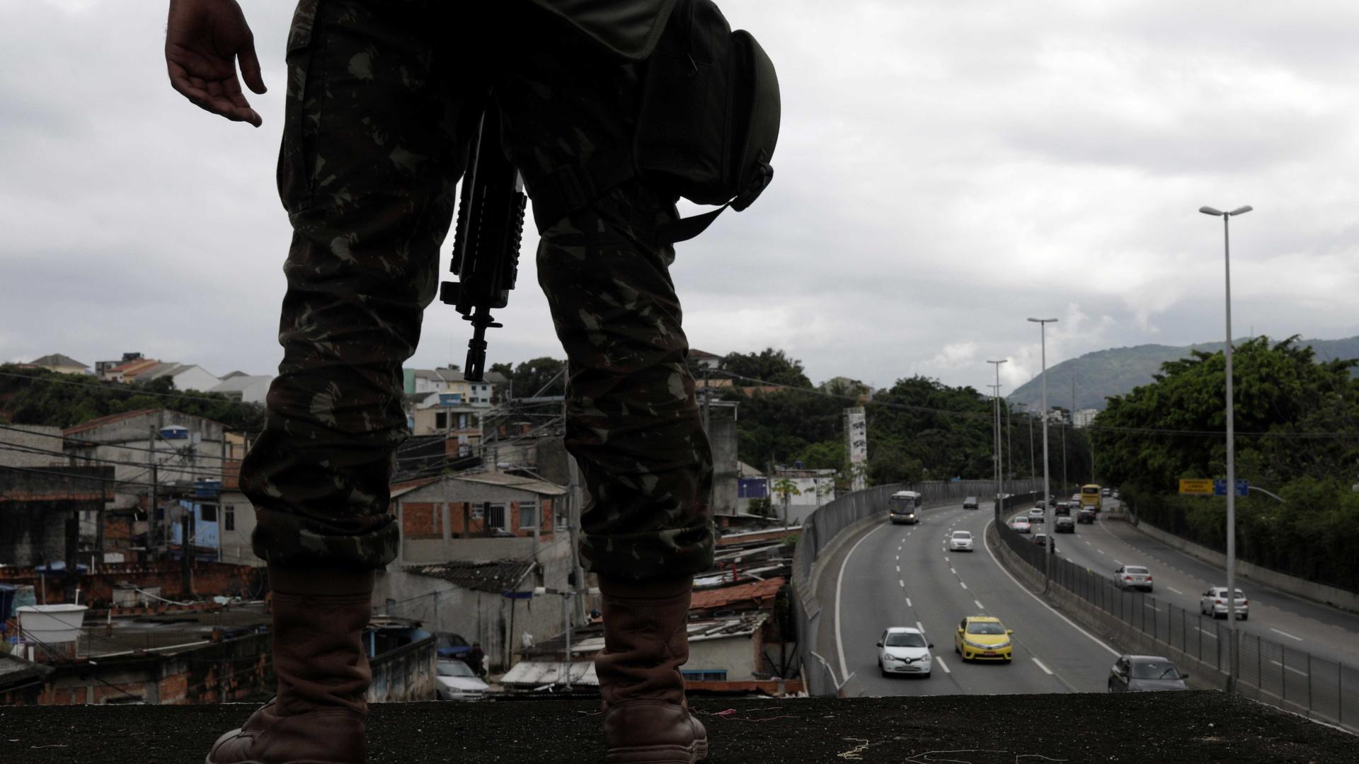 Reação de morador foi injustificável, afirma Exército