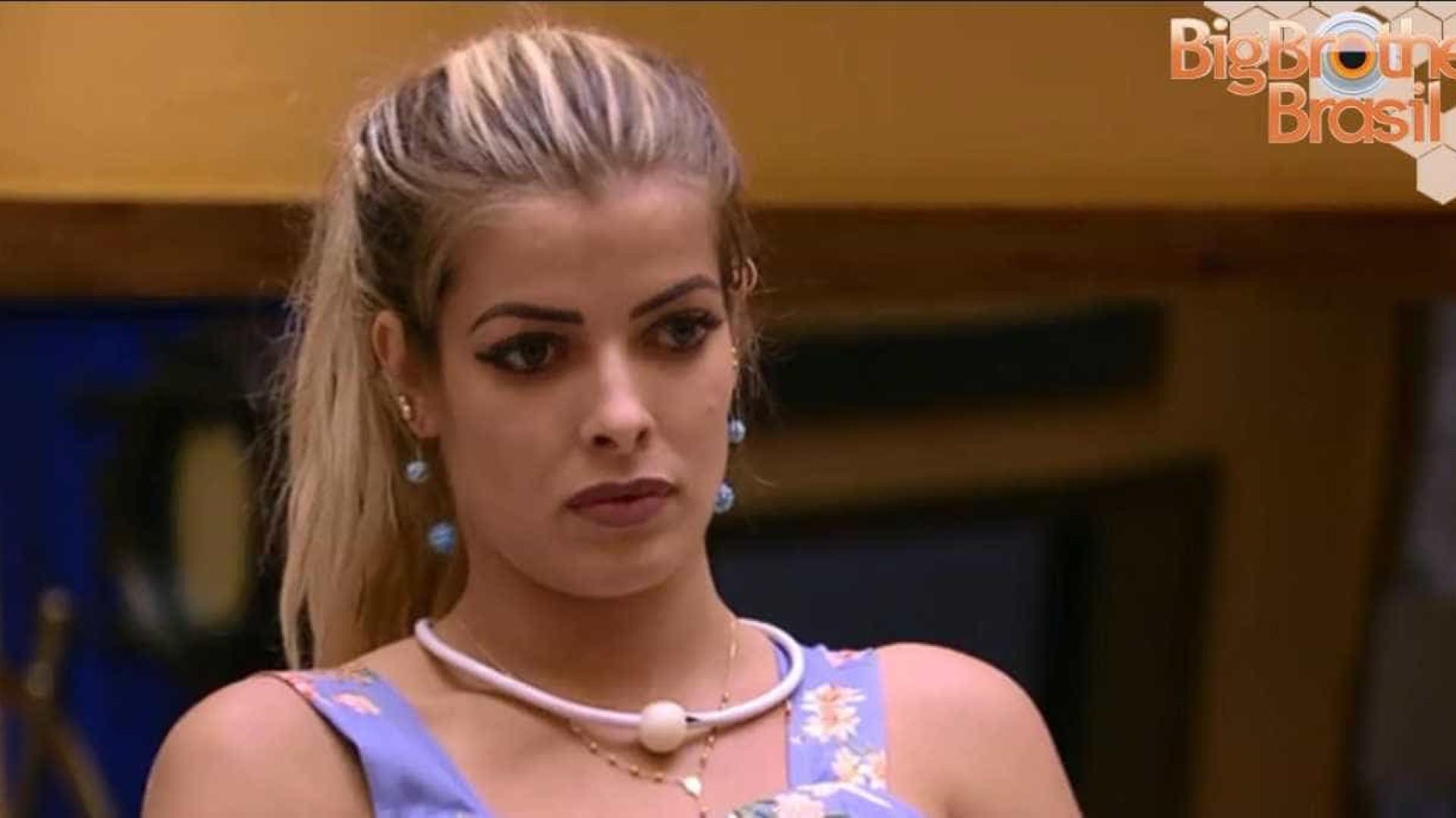 Eliminada do 'BBB 18', Jaqueline critica edição da Globo
