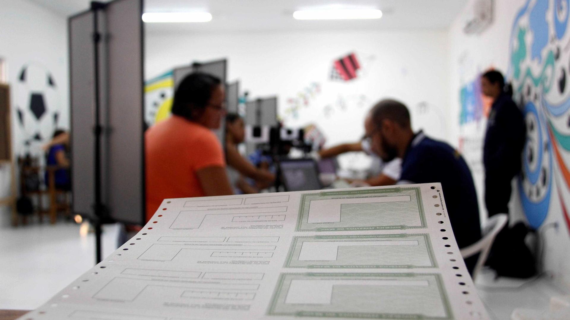 SP: biometria obrigatória tem adesão abaixo de 70% em 32 municípios