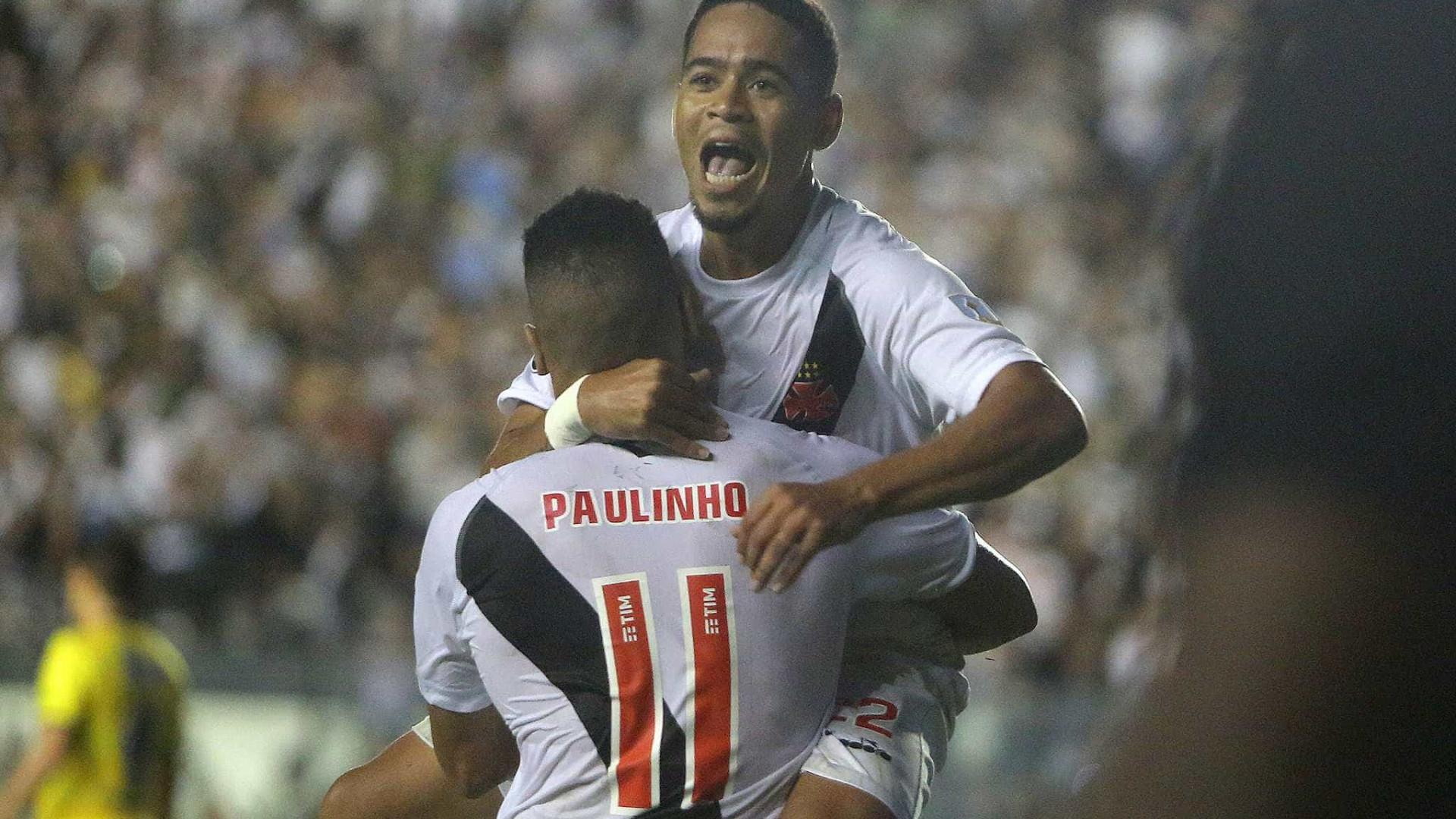 Vasco avança e Chapecoense é eliminada na Libertadores