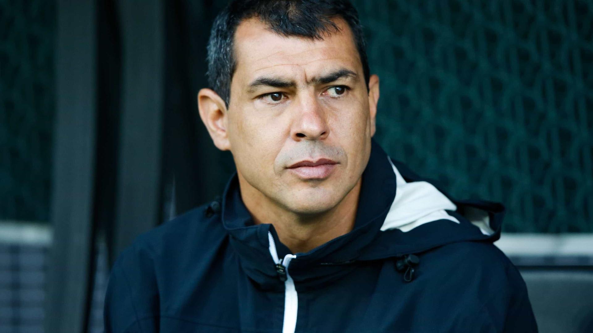 Carille não é mais técnico do Corinthians