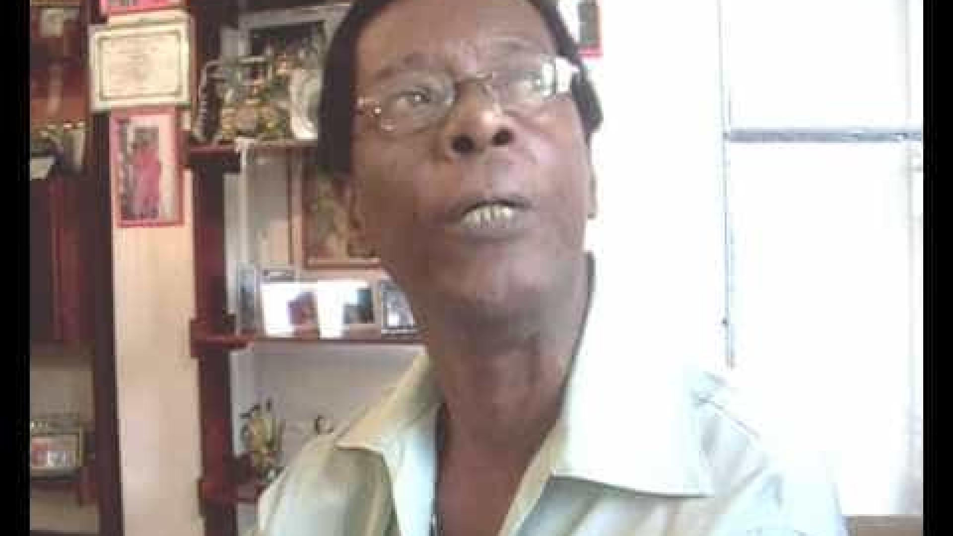 Morre cantor e compositor Niltinho Tristeza