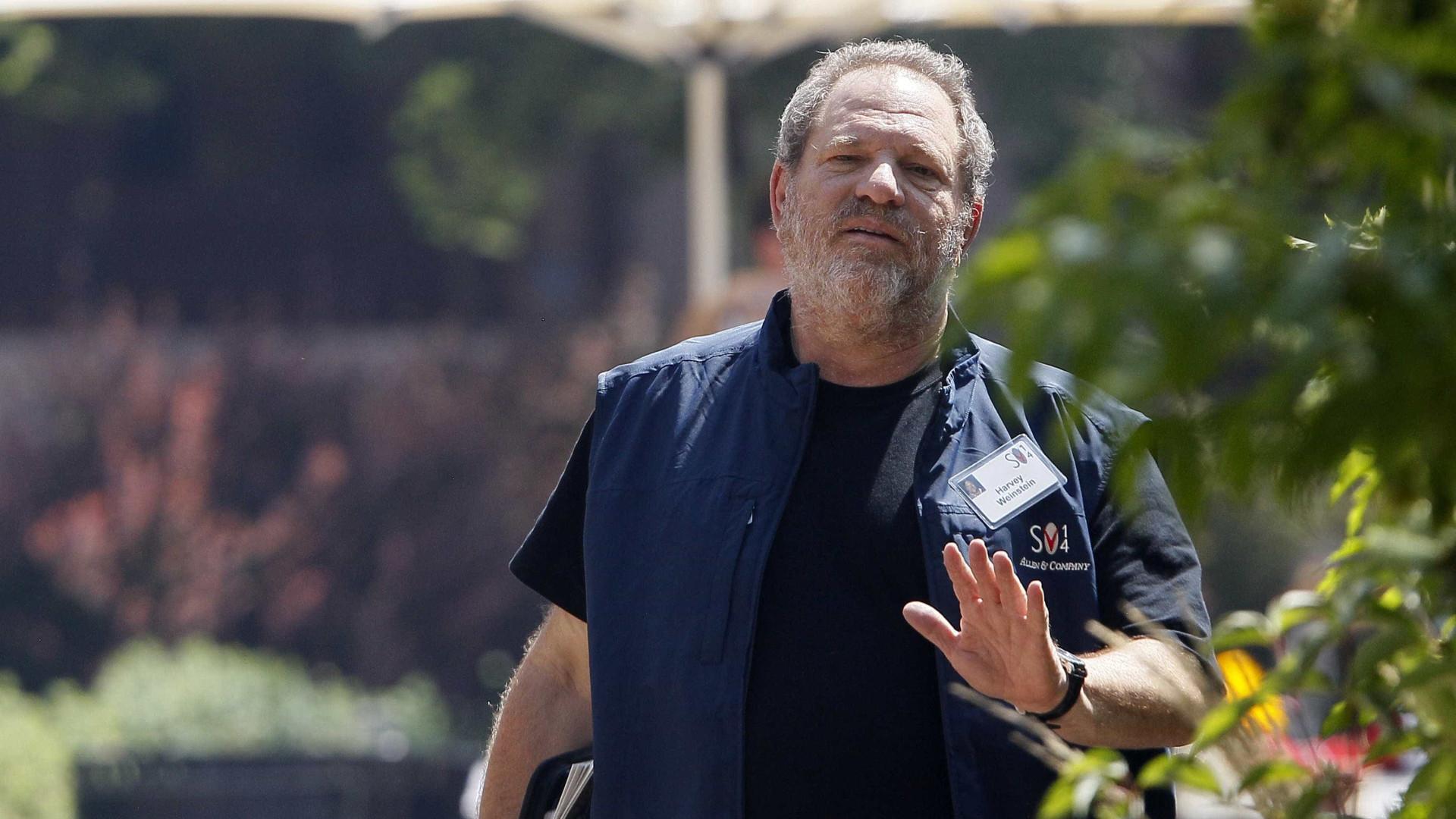 Procuradoria de NY processa Weinstein por casos de abuso