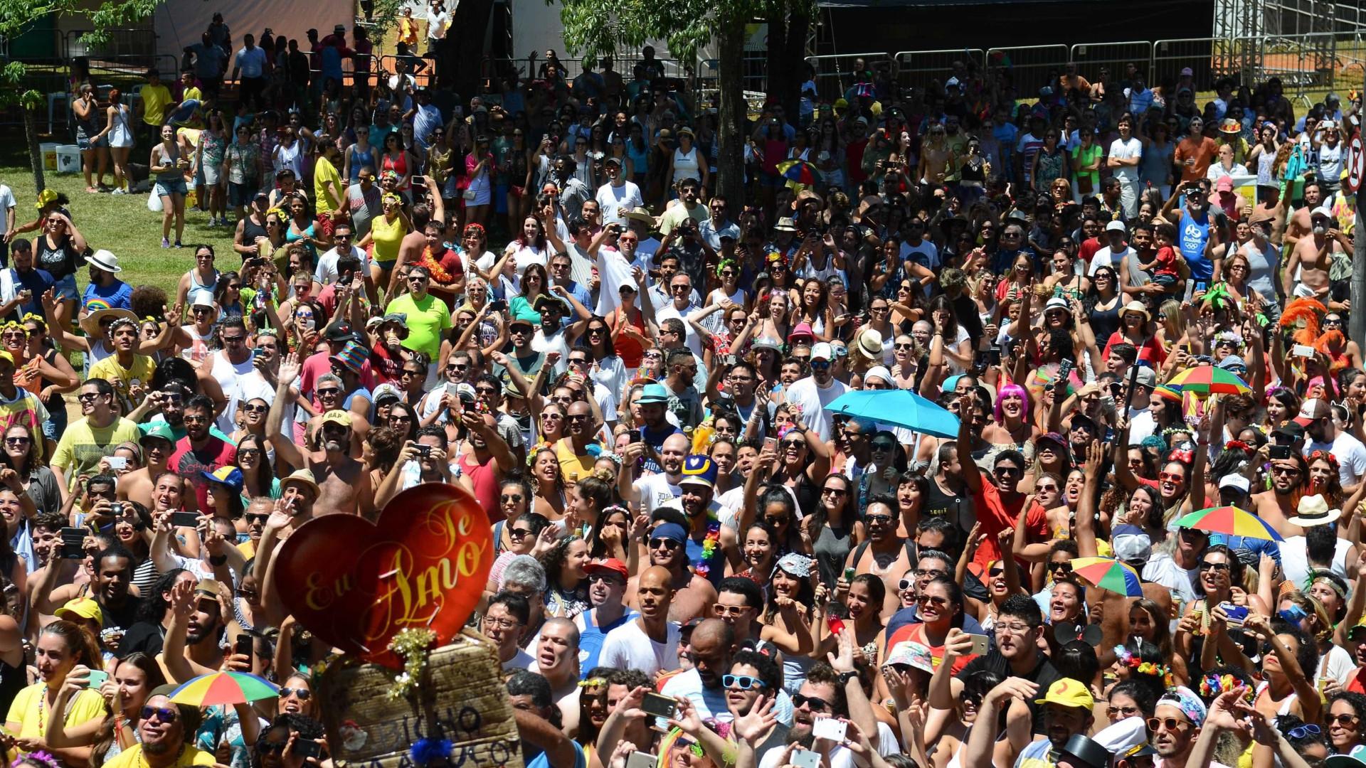 Em SP, pós-carnaval ainda terá 101 blocos