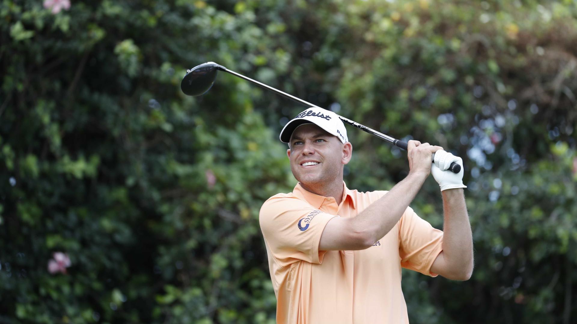 Golfista americano se envolve em acidente que termina com um morto