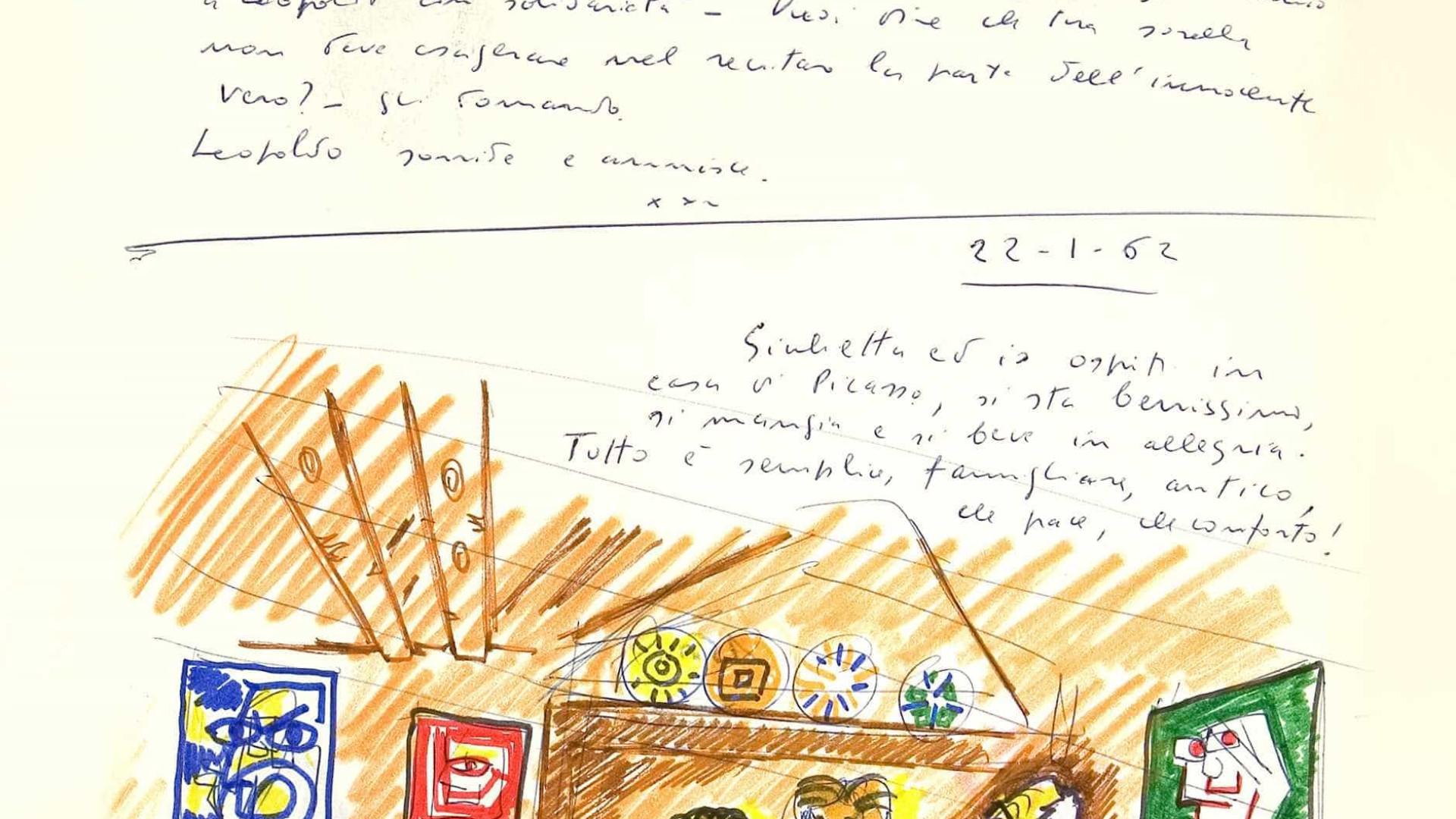 'Sonhos' de Fellini com Picasso inspiram exposição