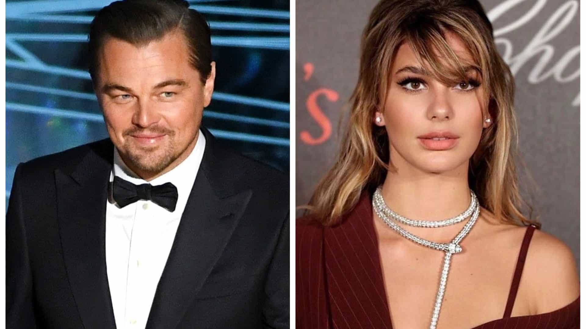 Leonardo Di Caprio é visto pela primeira vez com nova namorada
