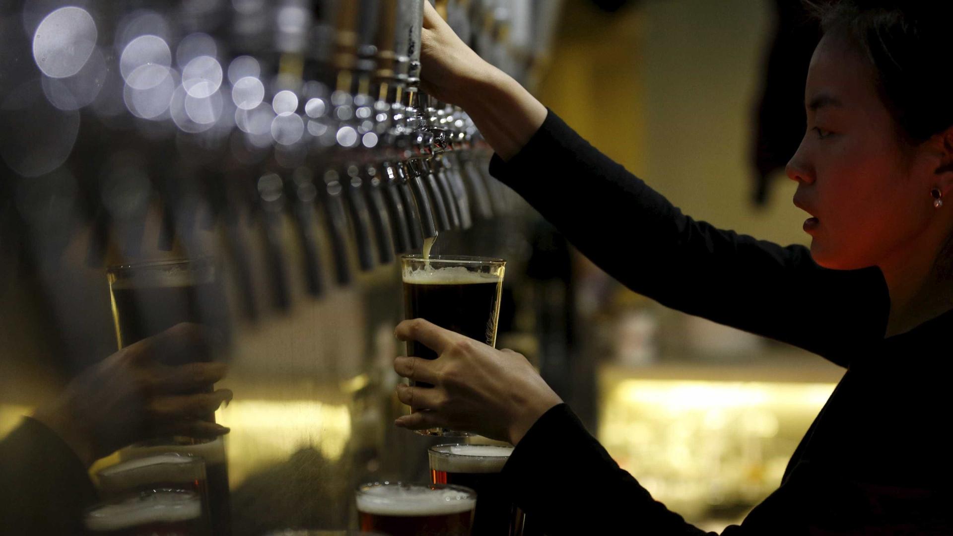 Mercado de cerveja na China já movimenta US$ 80 bilhões