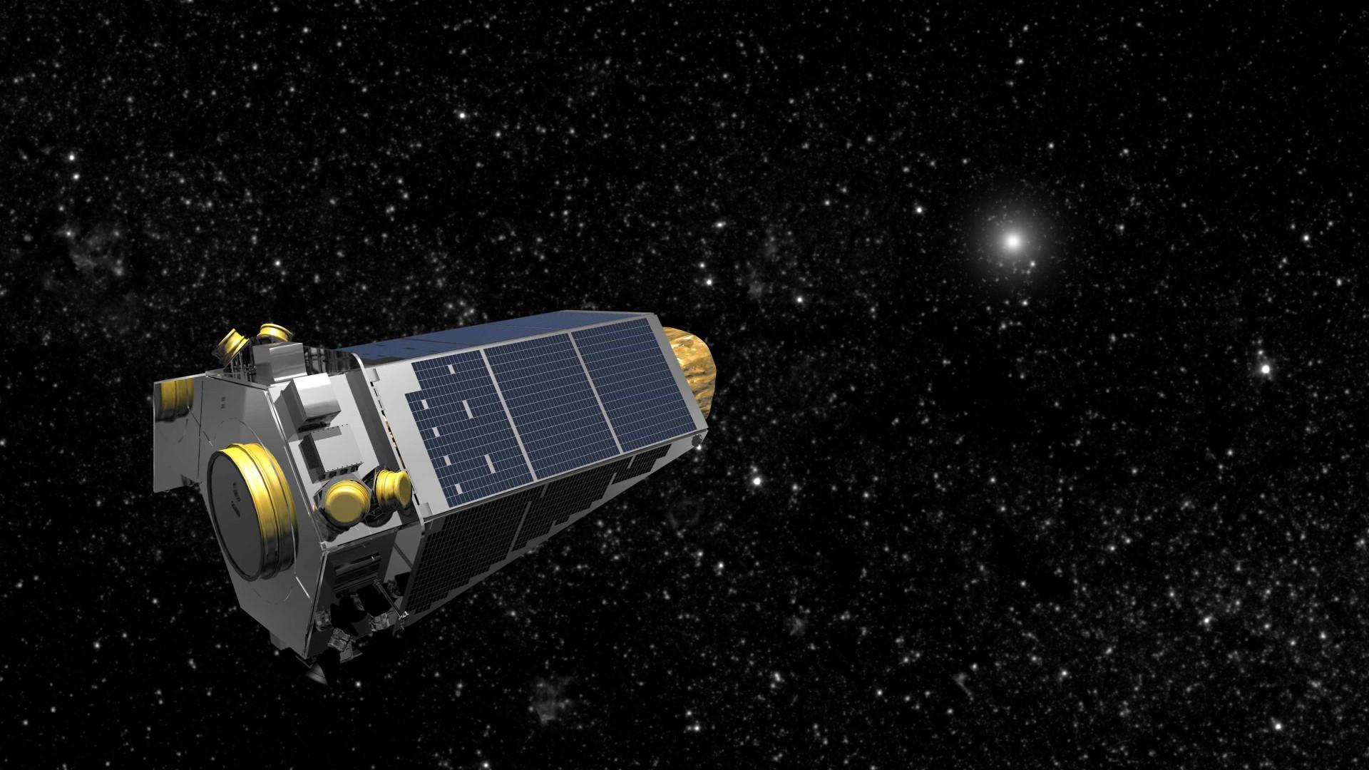Nasa aposenta telescópio espacial Kepler por falta de combustível