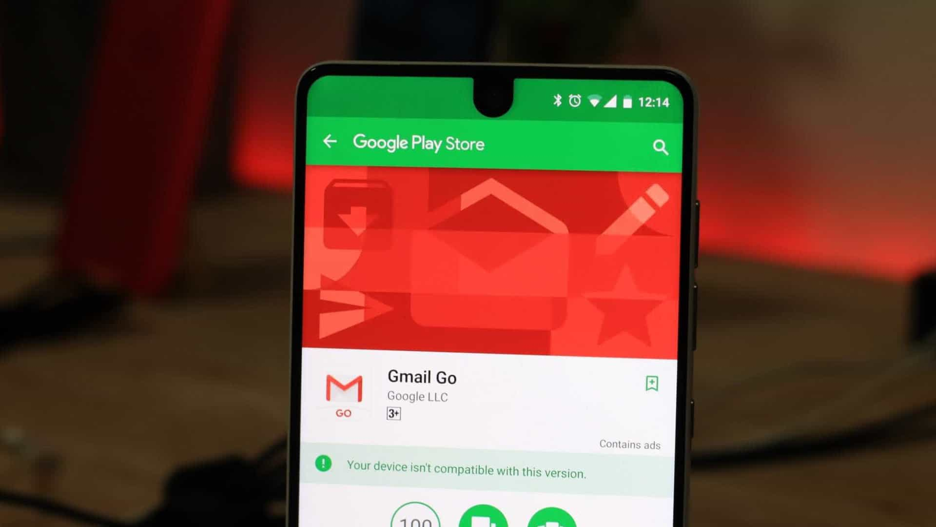 Há uma nova app do Gmail… e vai querer descarregá-la