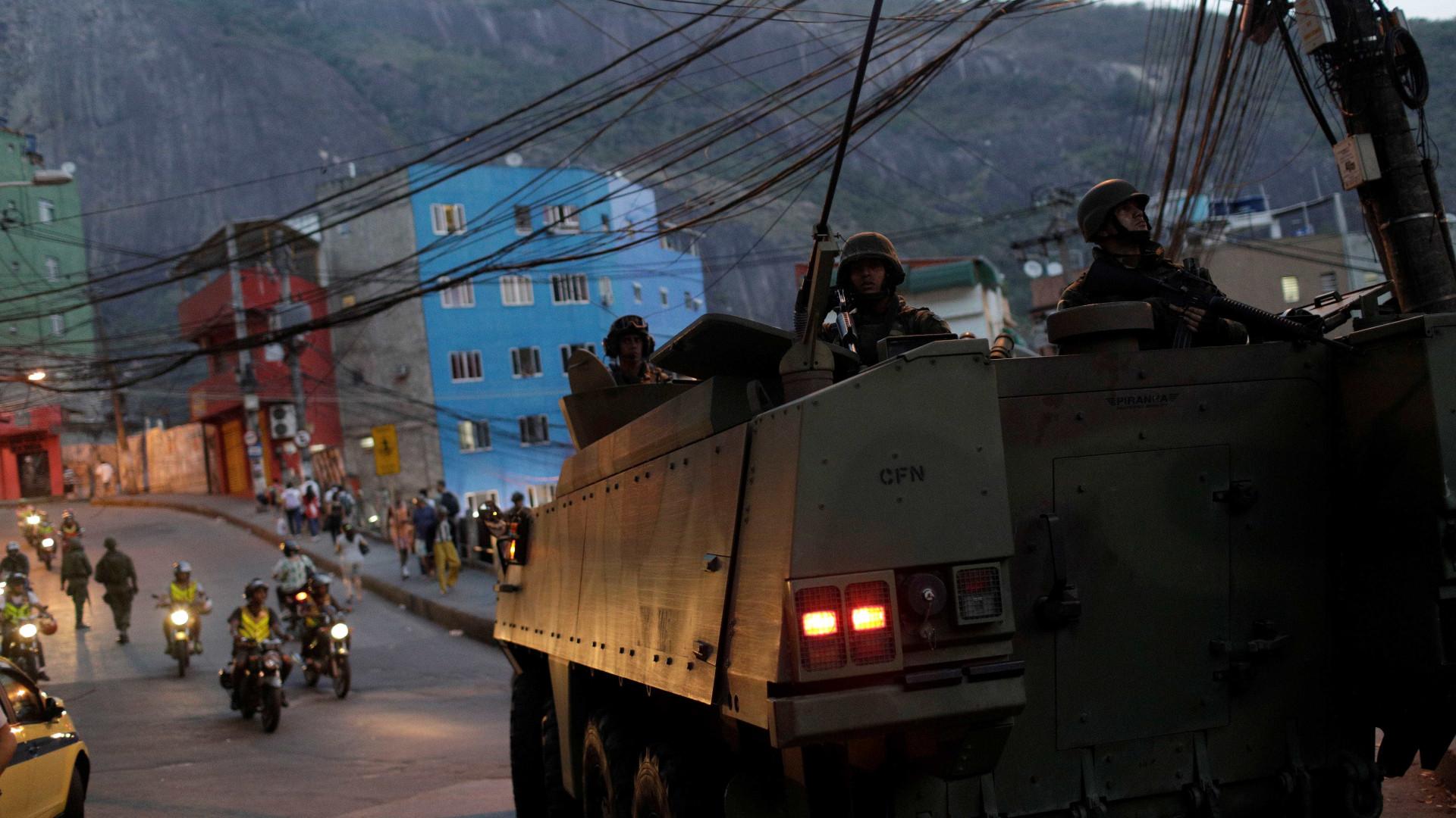 Governo vai esperar aval do Congresso para iniciar intervenção no Rio