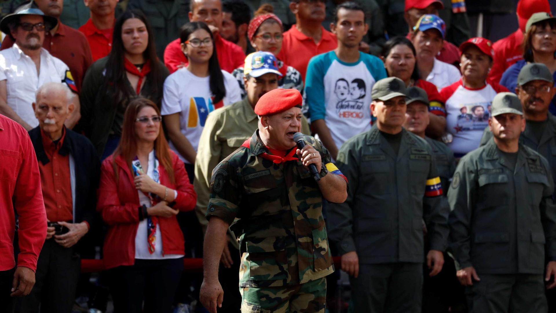 Maduro antecipa eleições legislativas
