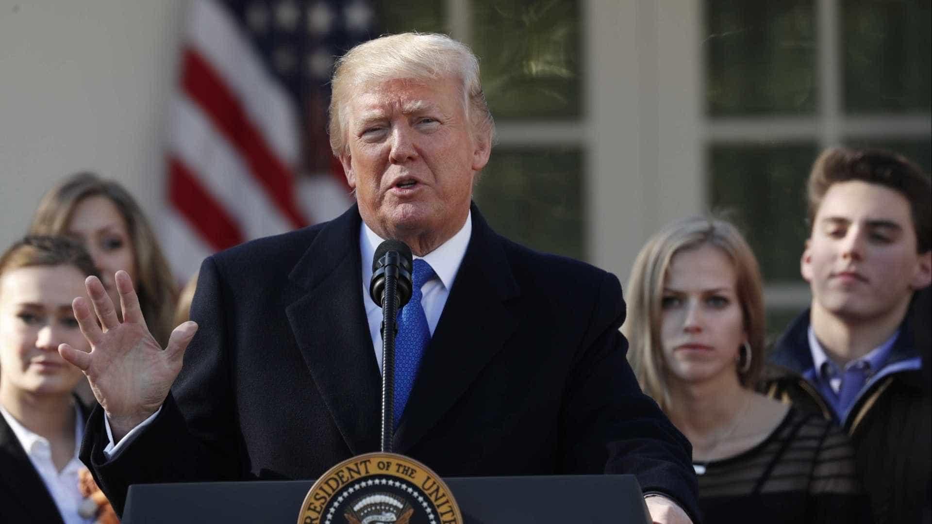 Trump é considerado o pior presidente da história dos EUA