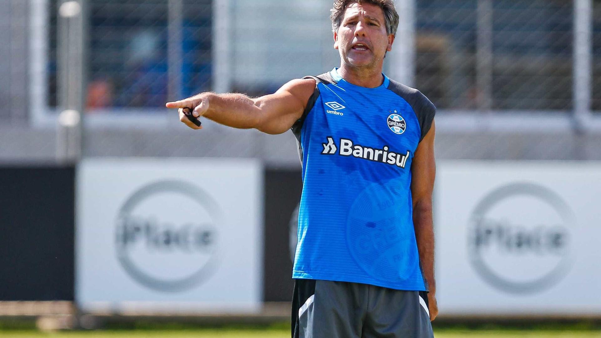 Com força máxima, Grêmio recebe o Ceará neste domingo