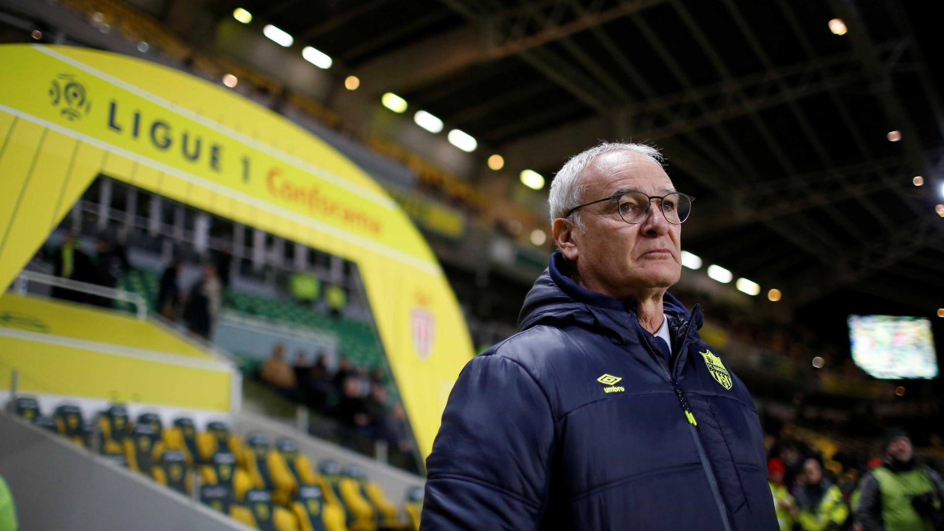 Ranieri reafirma desejo de assumir a Itália: 'Rescindo meu contrato'