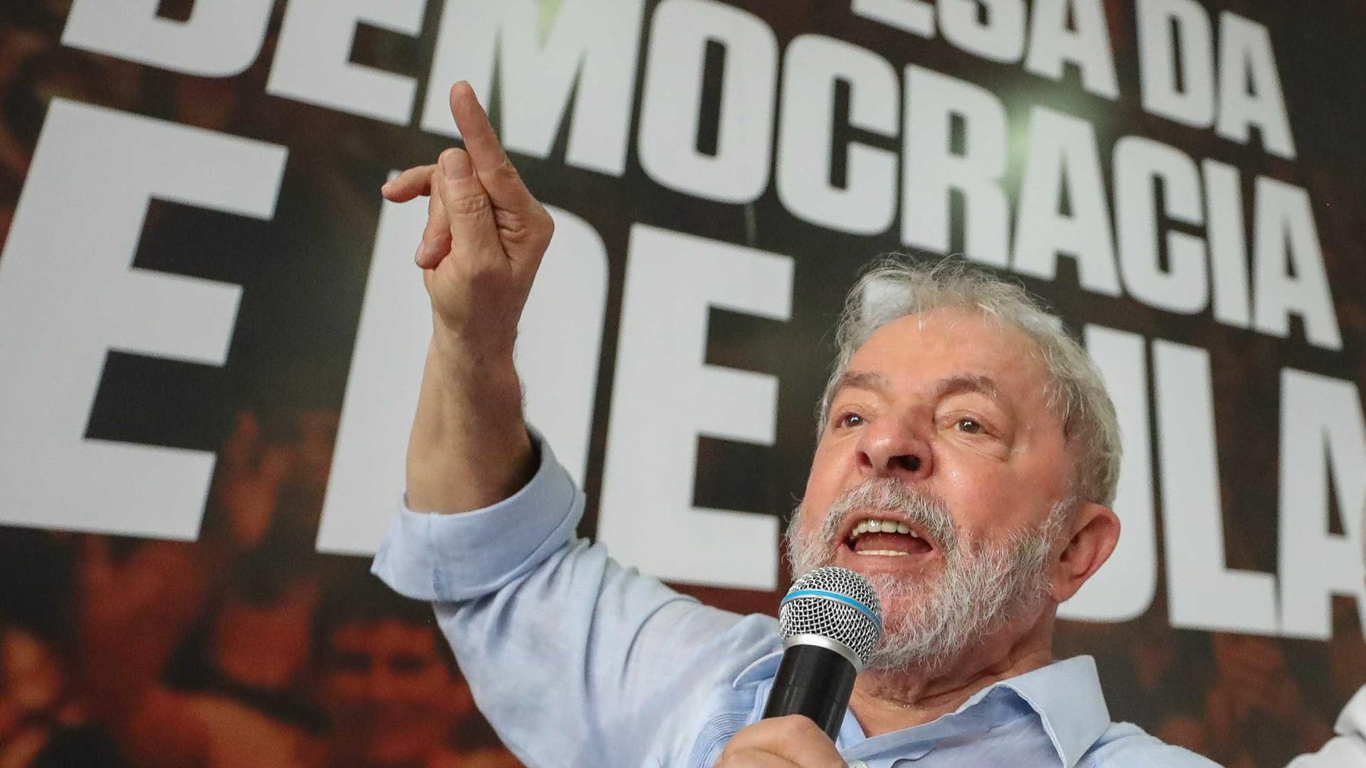 Lula pede ao TRF-4 informações sobre data do julgamento de recurso