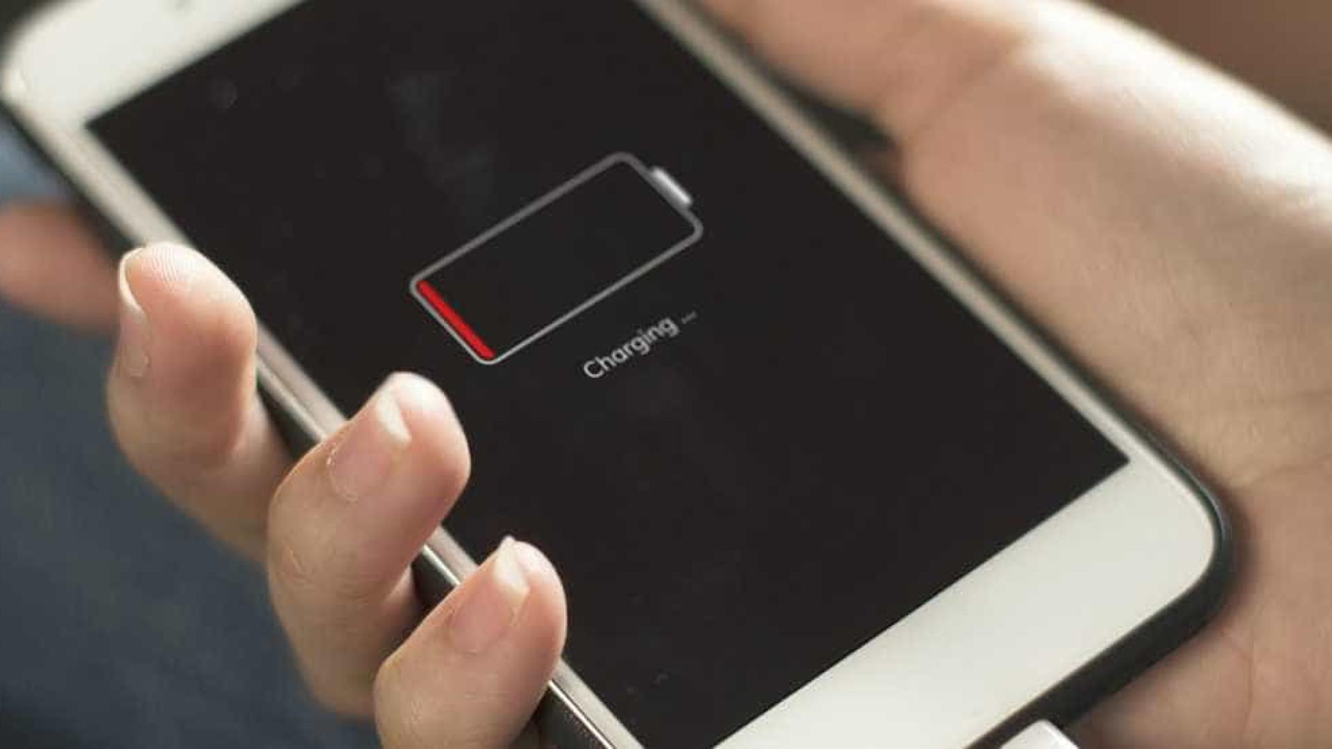 Estudo lista os apps que são 'vilões' das baterias