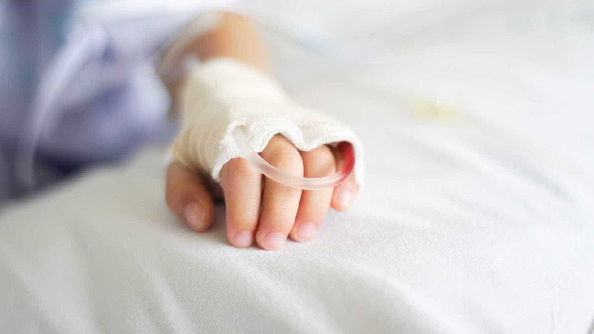 18 crianças morrem por desnutrição em hospital na Venezuela