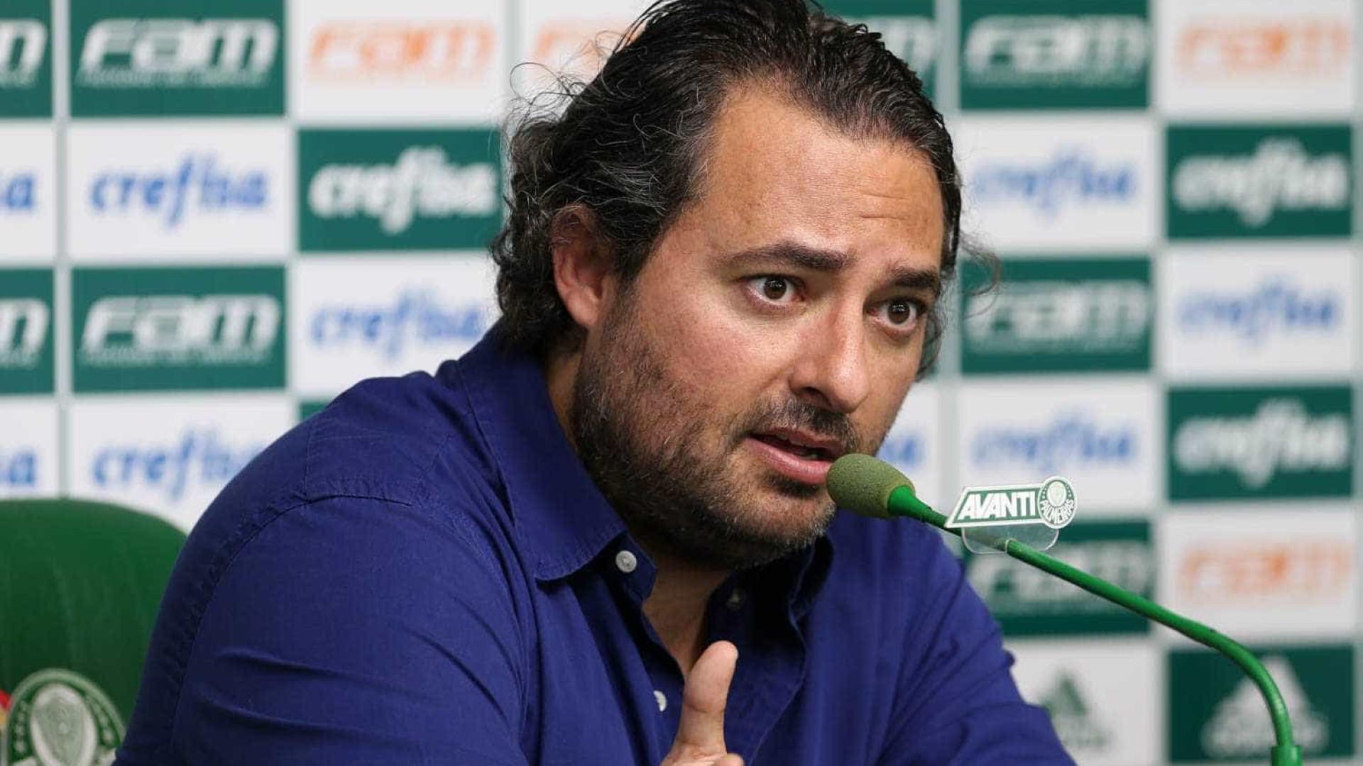 Palmeiras tem interesse em contar com atleta da Roma