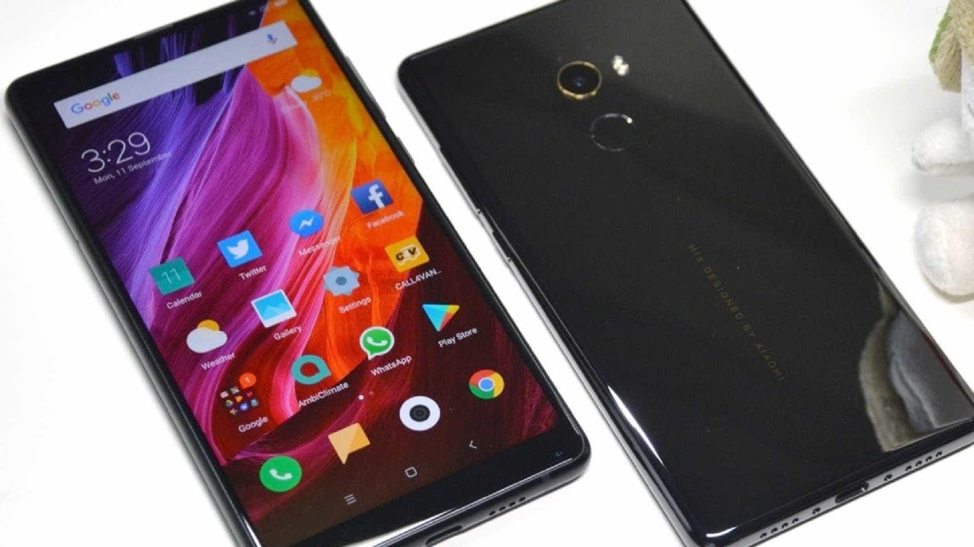 Xiaomi Mi Mix 2S tem data de lançamento confirmada para março