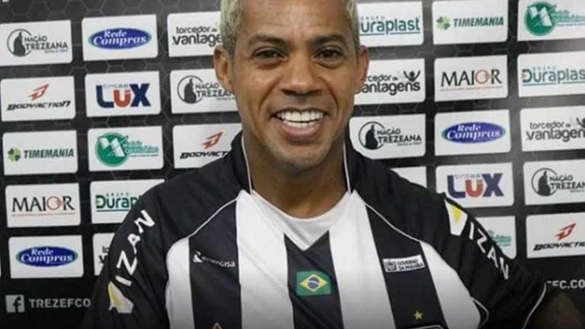 Marcelinho Paraíba desaparece após receber mandado de prisão