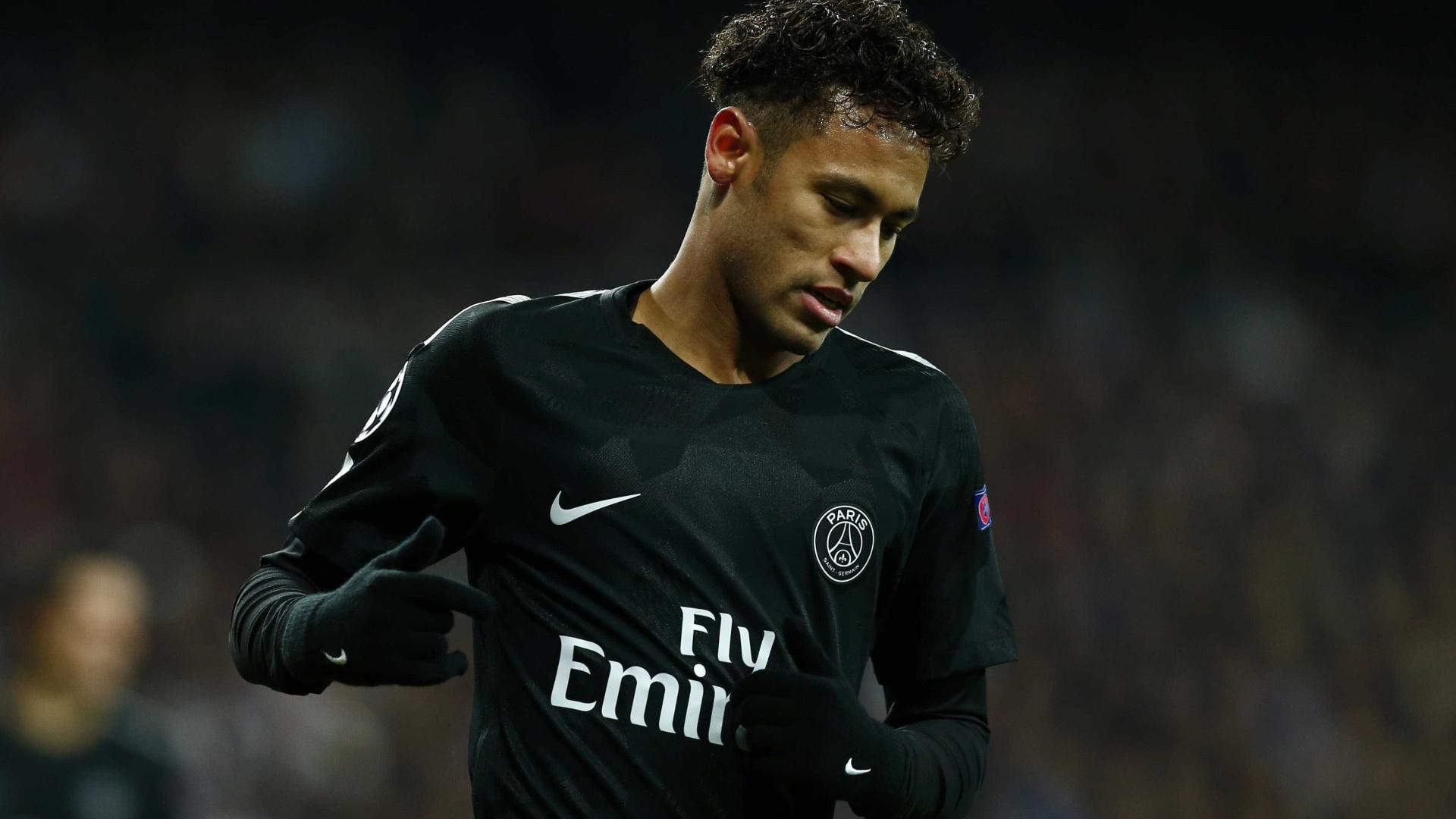 Real Madrid procura Neymar, mas não vê brecha em contrato com PSG