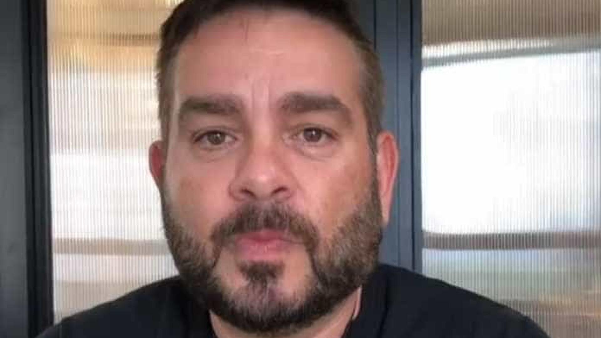 """Após 14 anos, Bola anuncia saída do """"Pânico"""""""