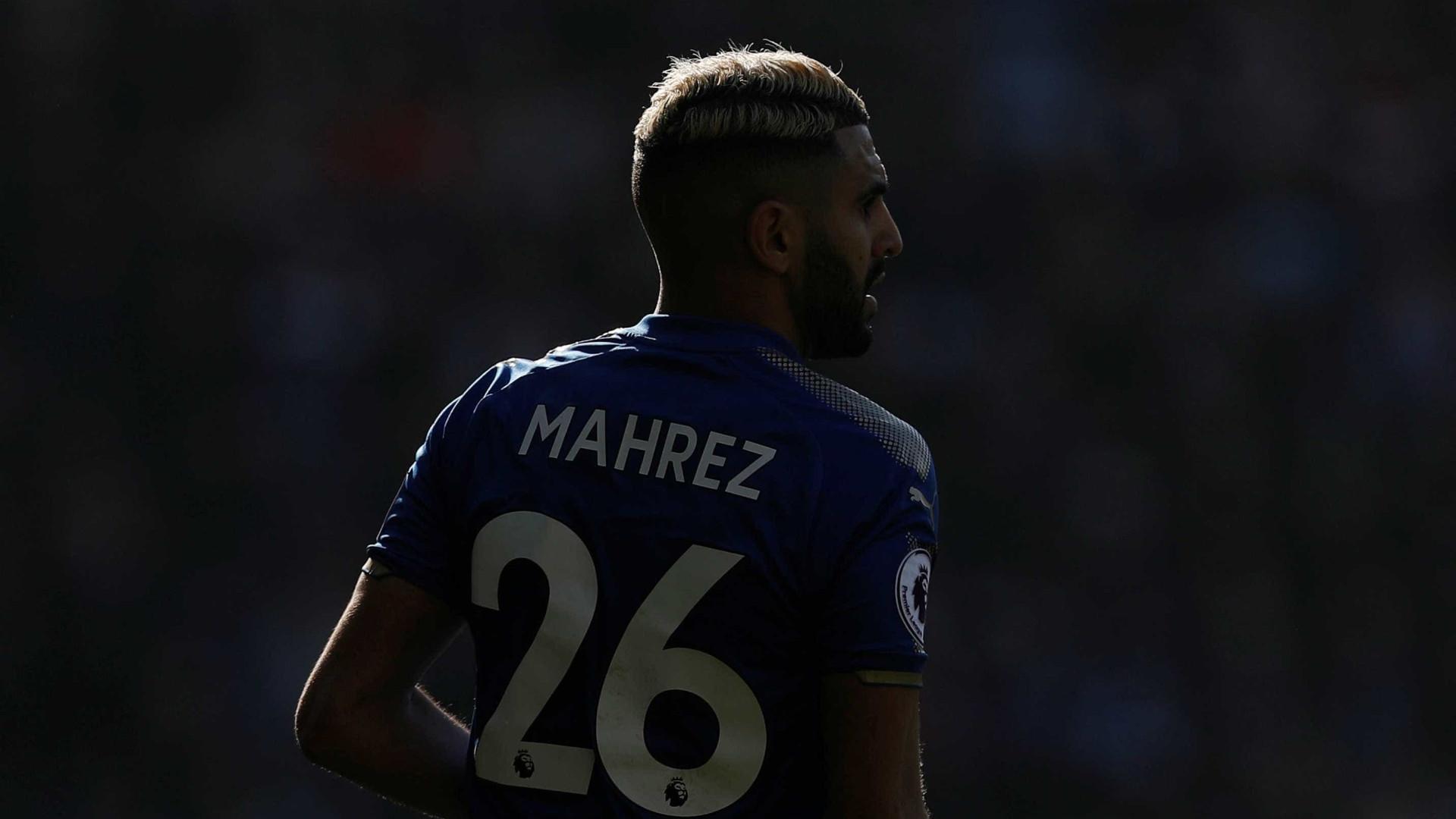 Leicester nega aposentadoria de Mahrez