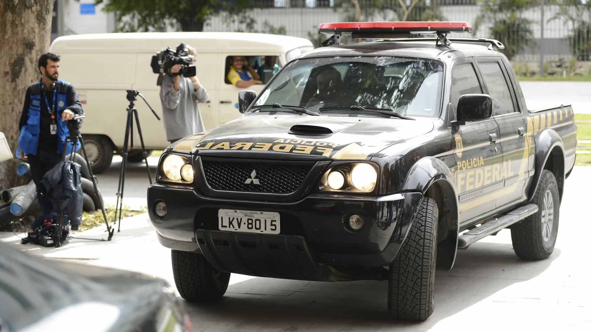 Políticos podem ter recebido dinheiro do tráfico, diz PF após operação