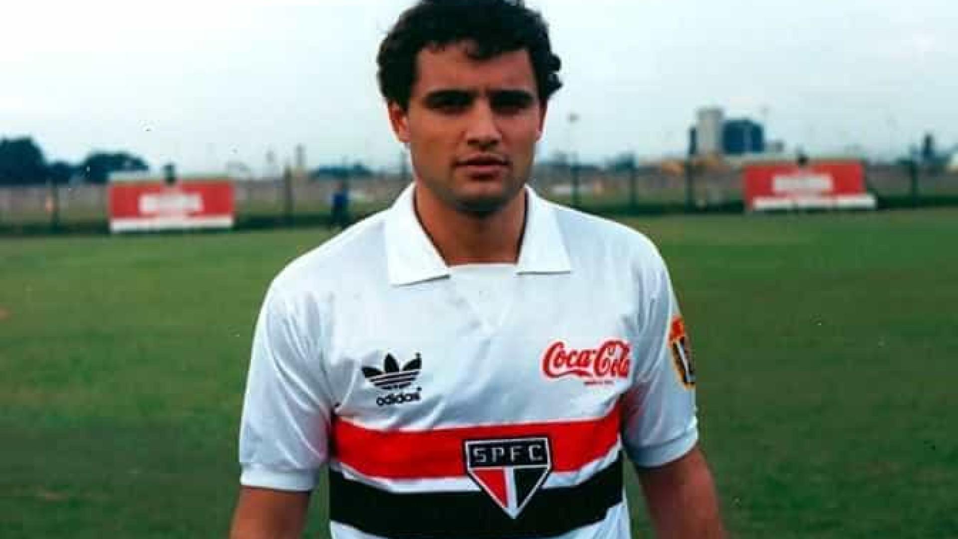 Hoje técnico, Aguirre tem passagem breve pelo São Paulo como jogador