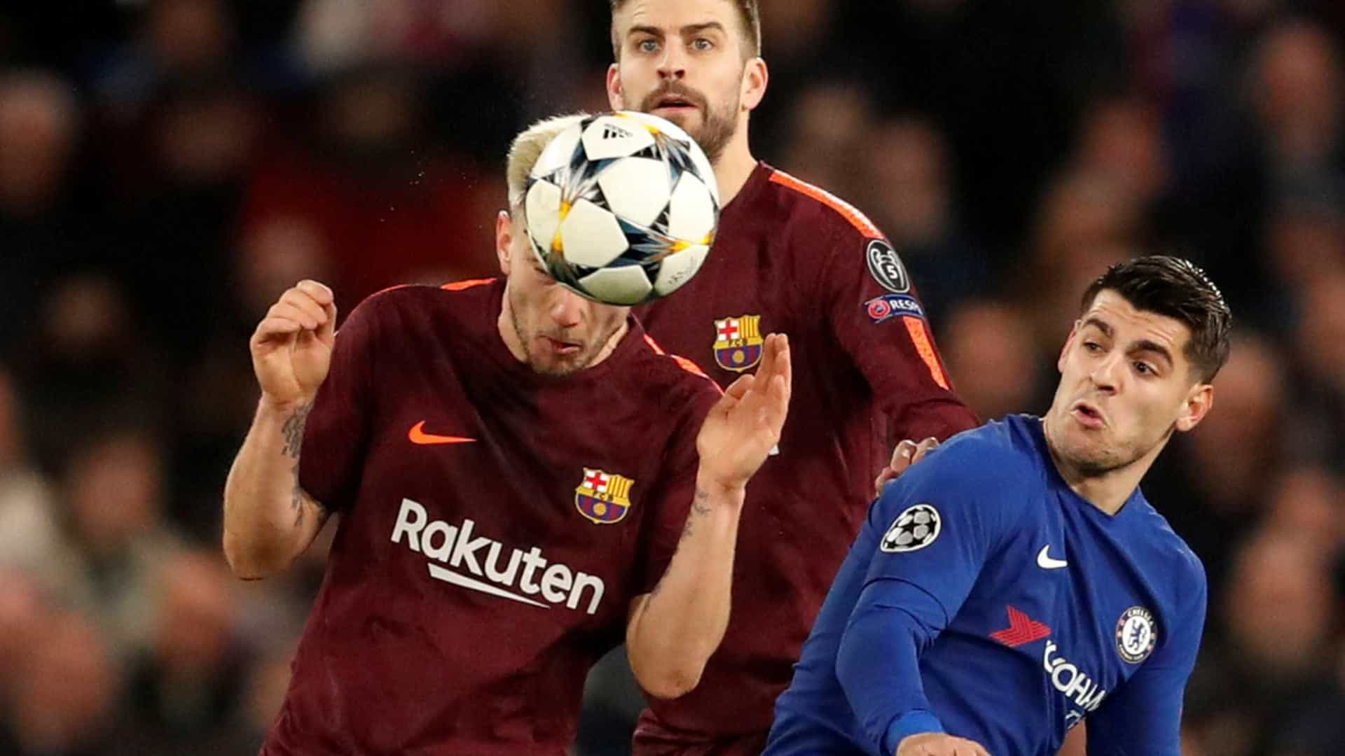 Rodada tem 'Barcelona x Chelsea', e brasileiros na Libertadores