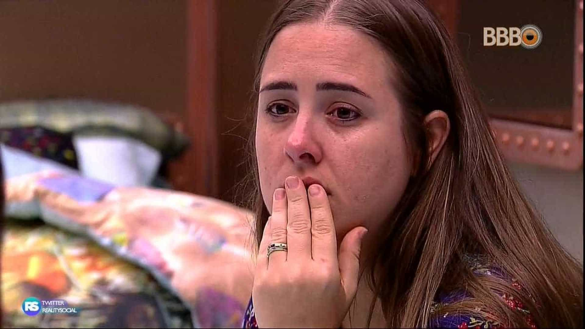 Com 94,26% dos votos, Patrícia é eliminada e atinge recorde de rejeição