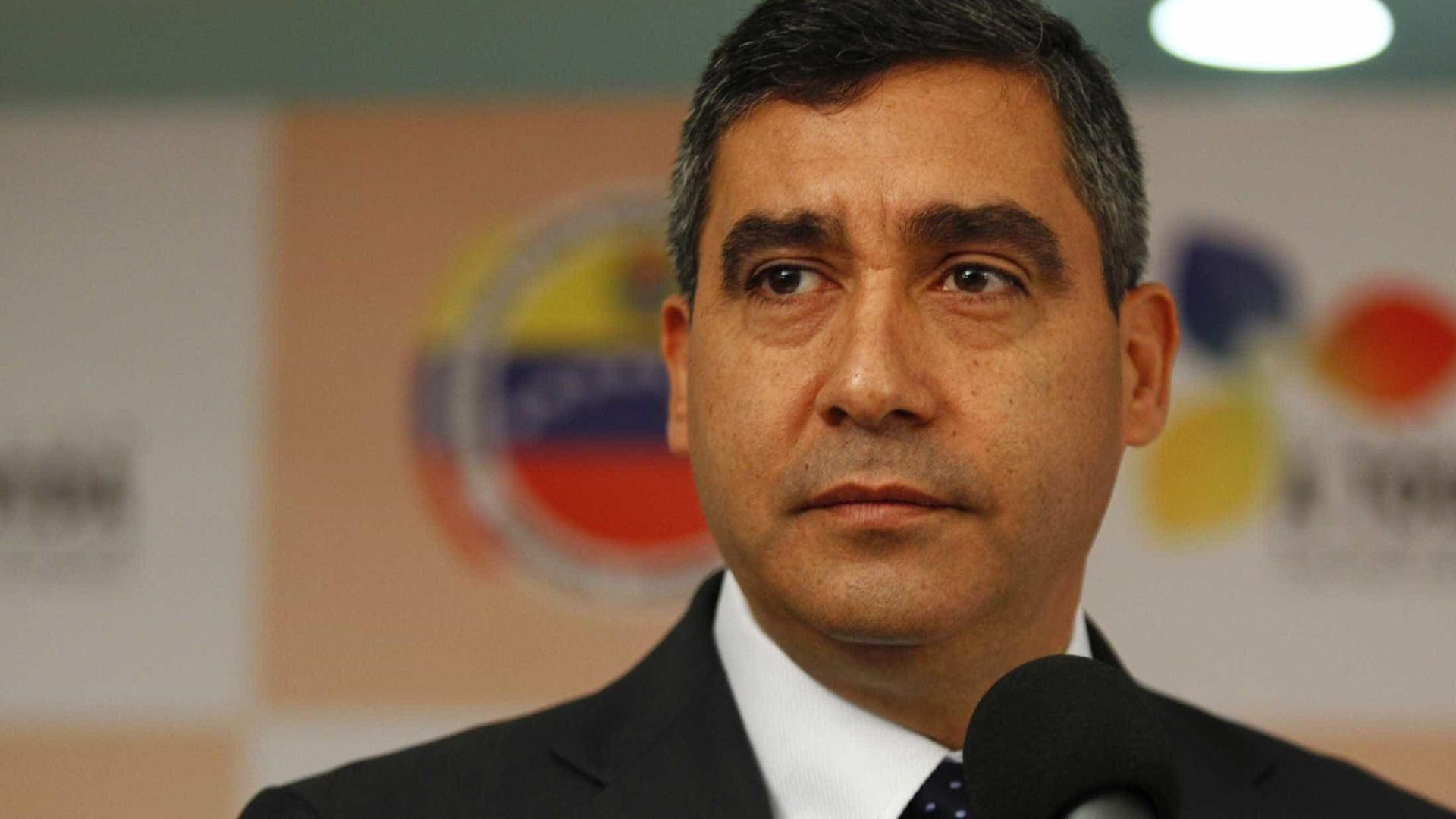 Ex-chefe de inteligência de Chávez é preso por suposta conspiração
